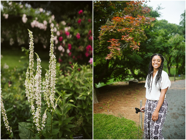 spring blooms at brooklyn botanic garden