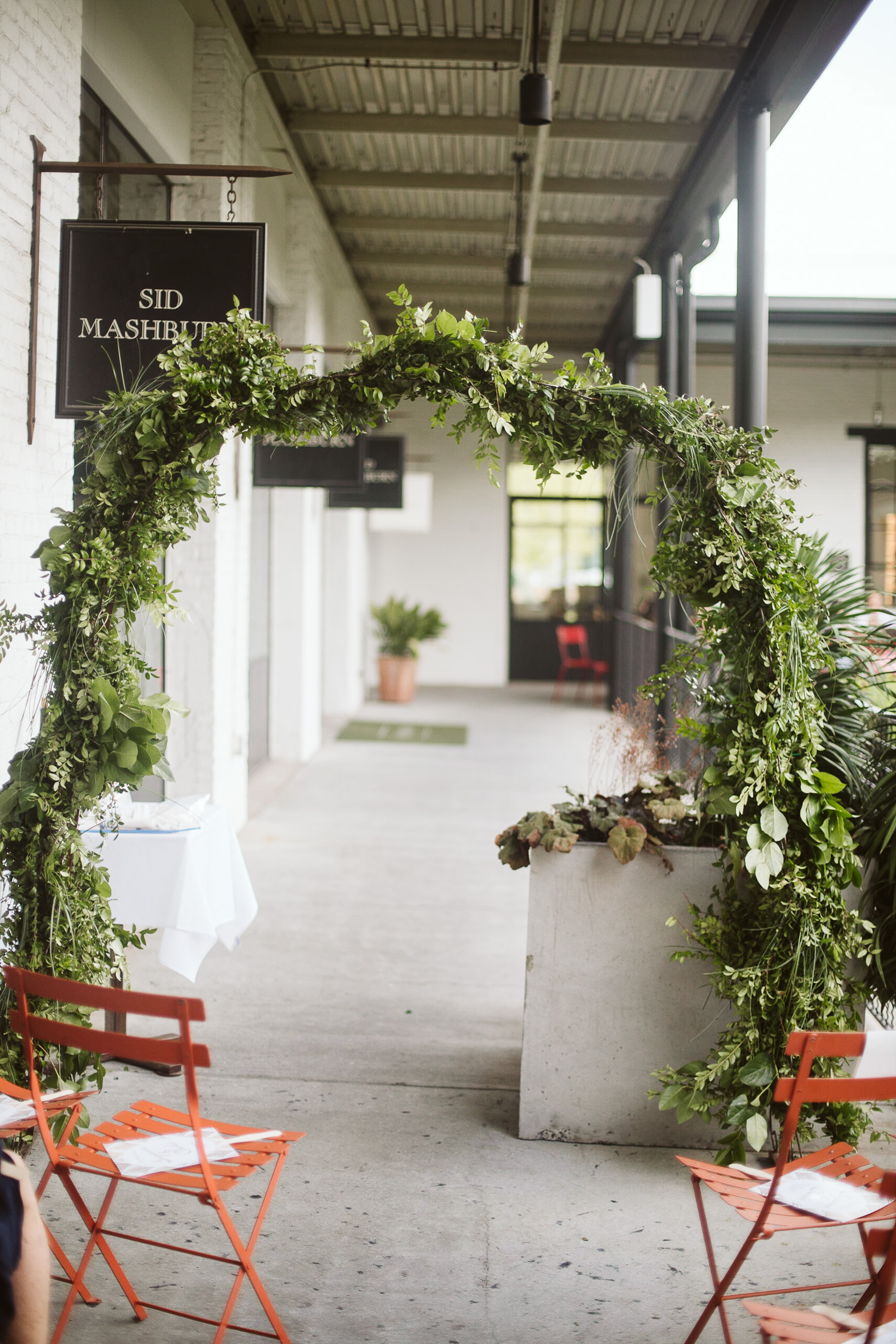 unique wedding at JCT kitchen and bar