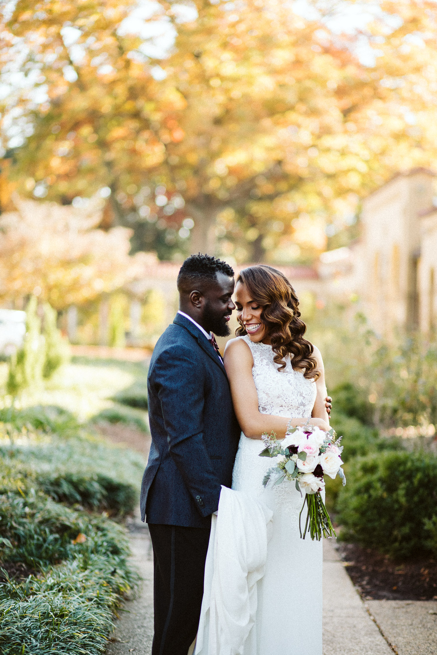 fall wedding inspiration at st francis hall in washington dc