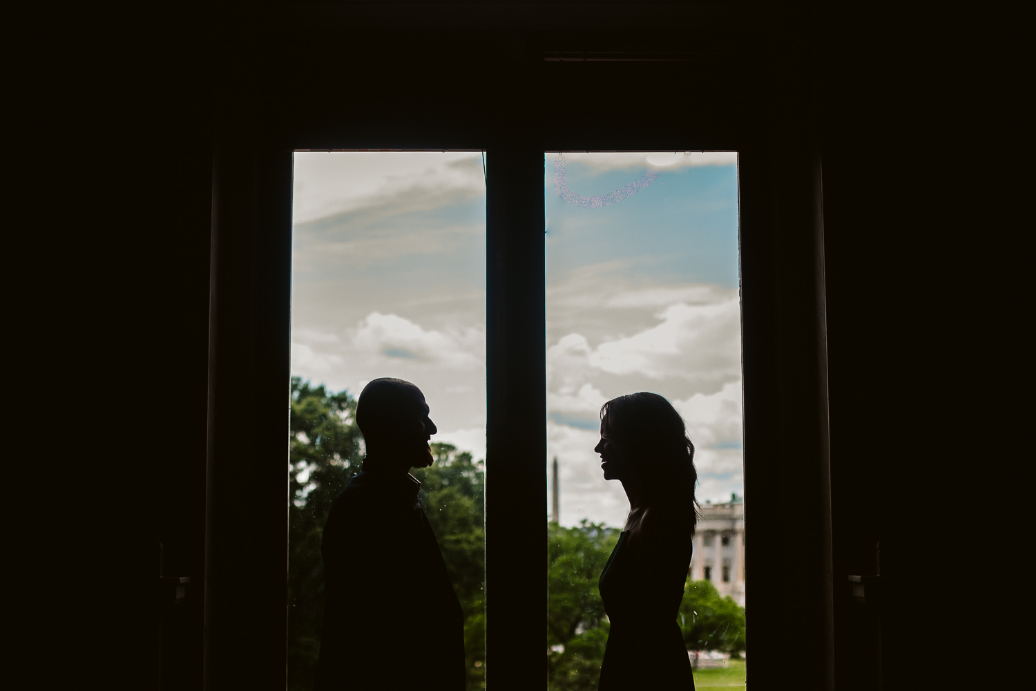 library of congress engagement session in washington dc
