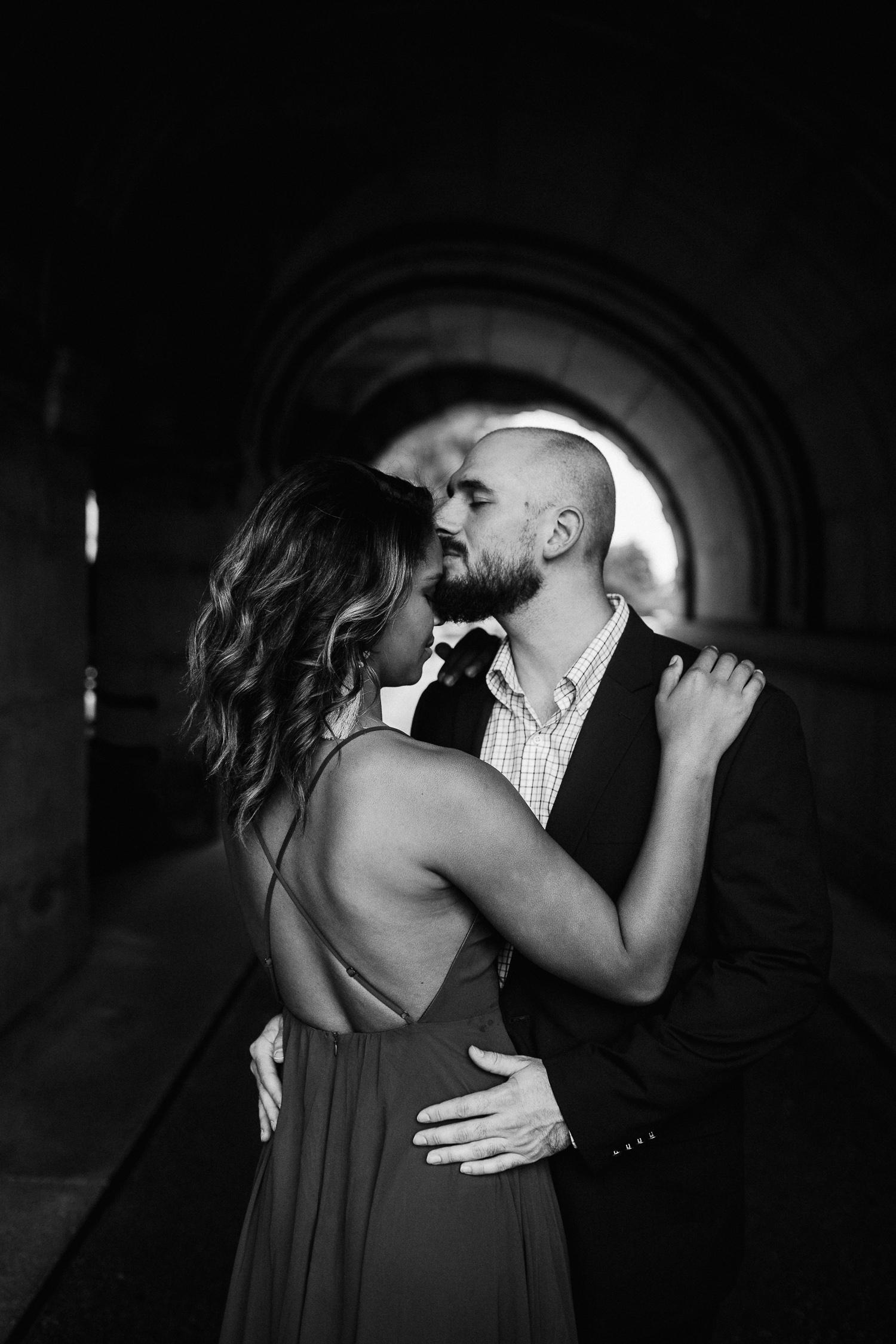 engagement photography by washington dc wedding photographer kiyah c photography