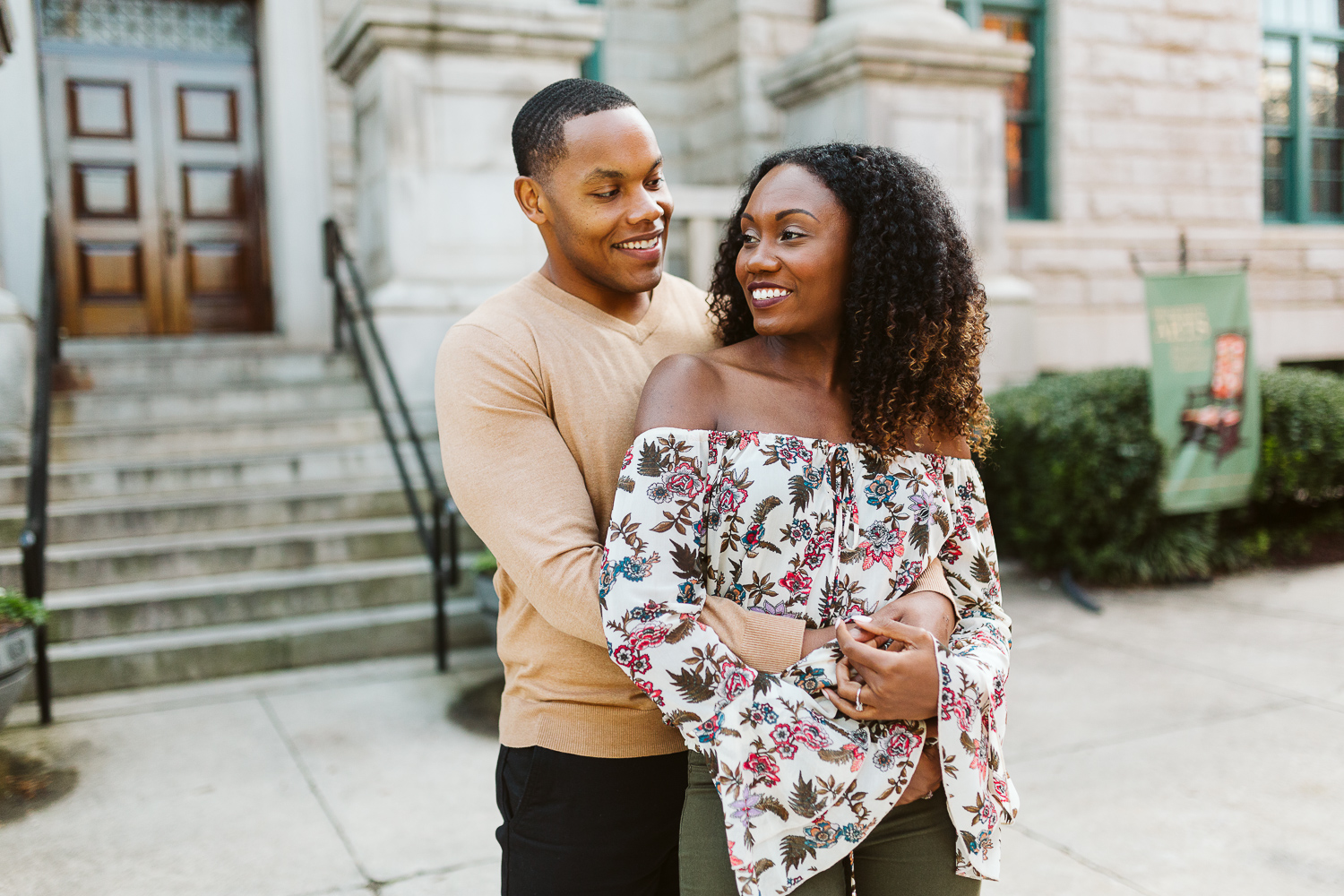 fall engagement session inspiration