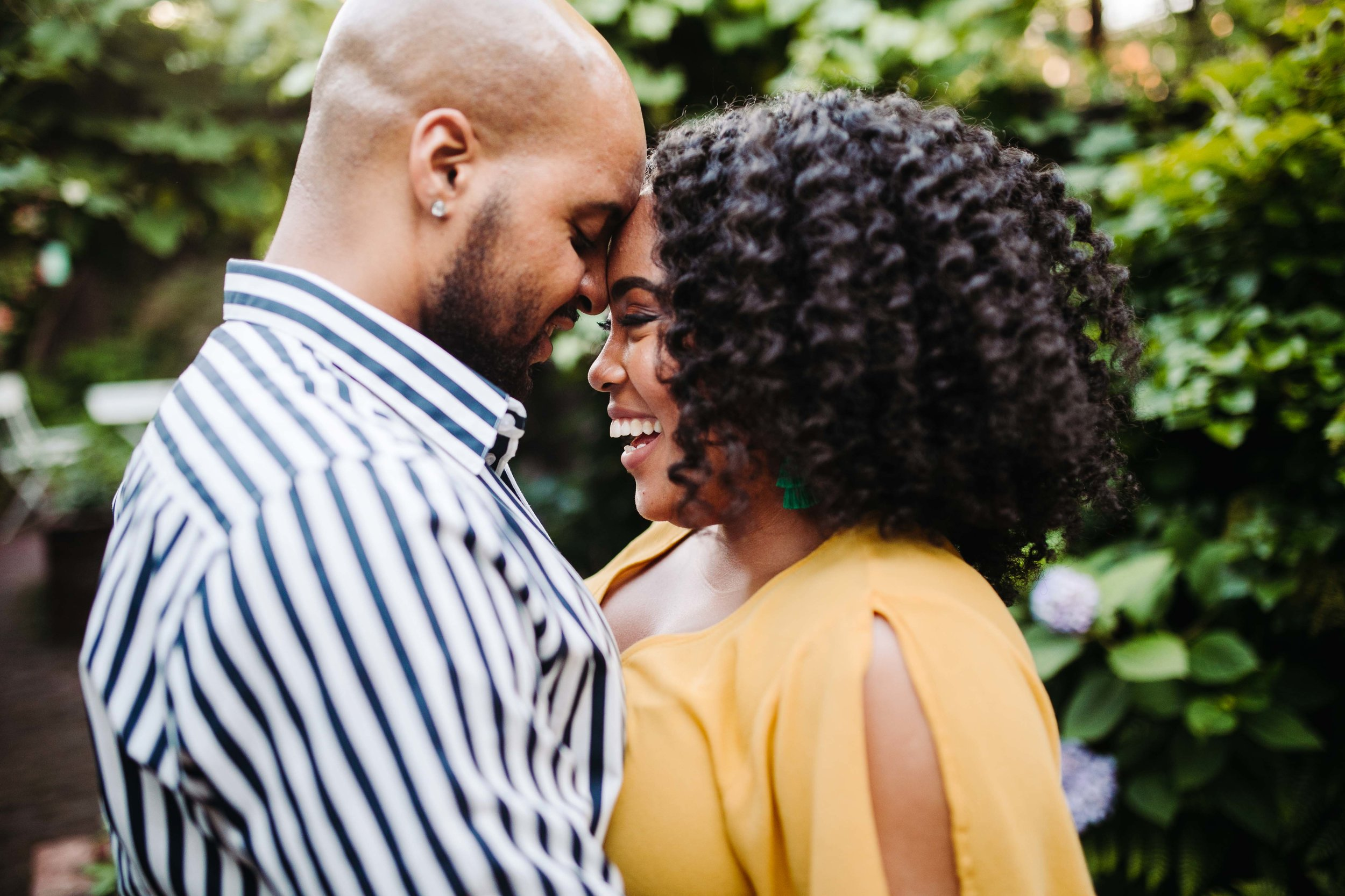 planning an engagement shoot in home