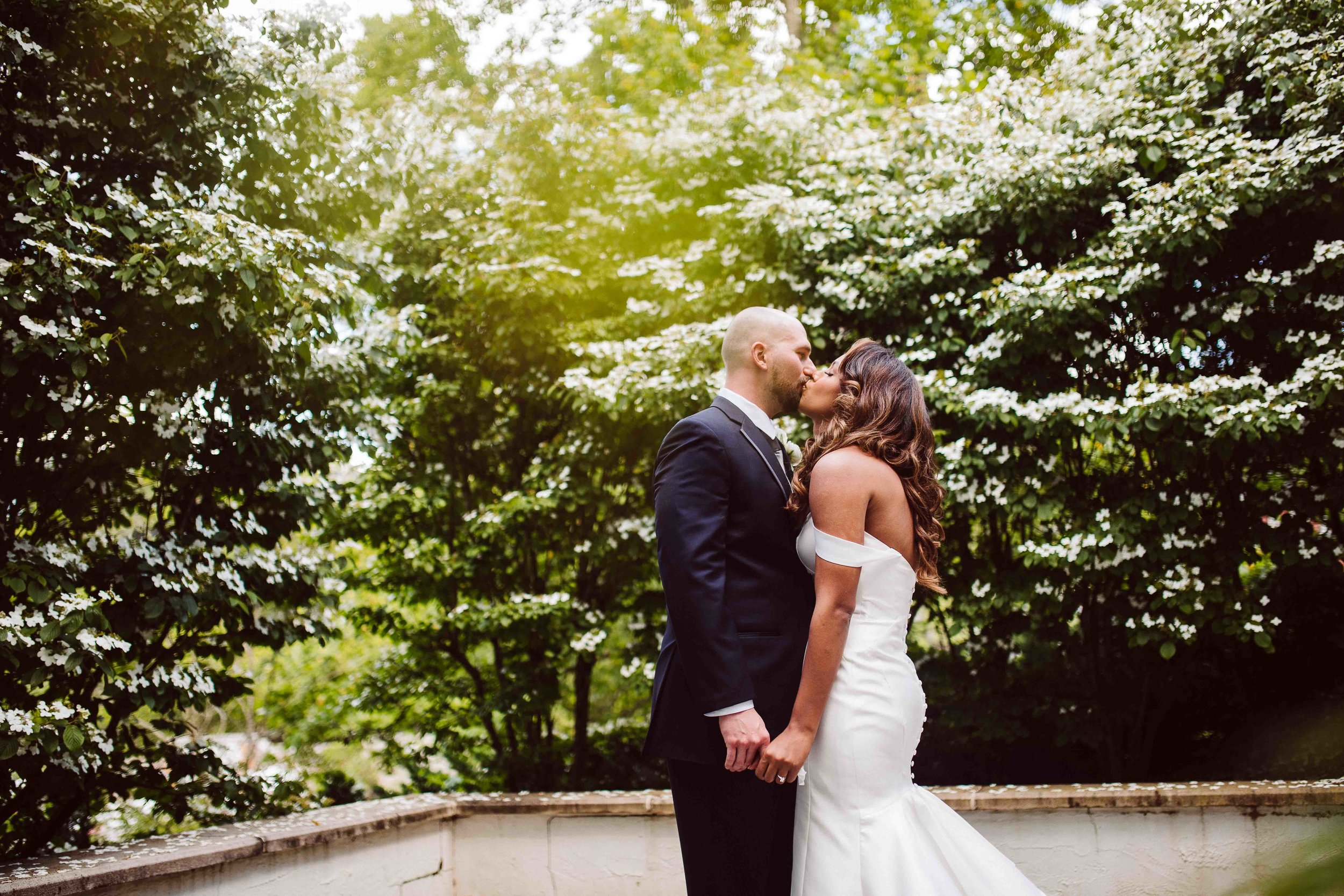black bride and white groom inspiration