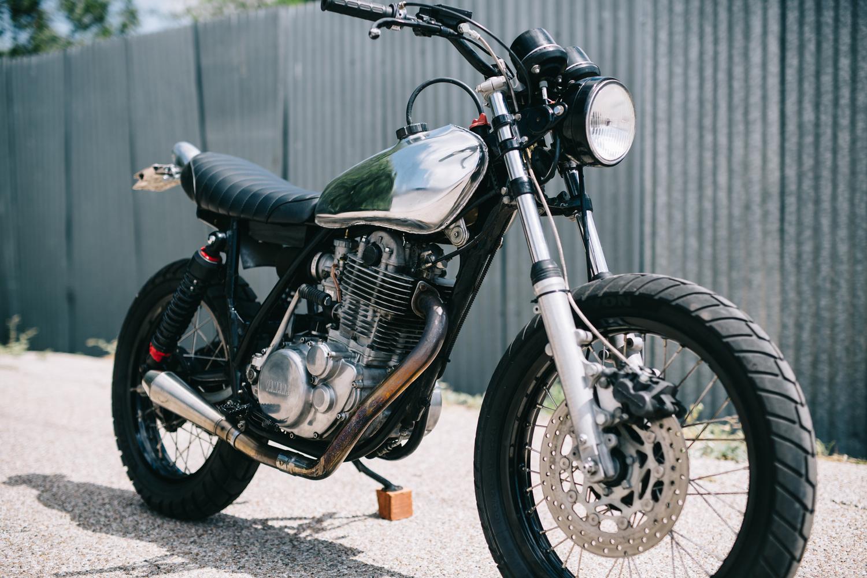 XT500 Thumper — Limeybikes