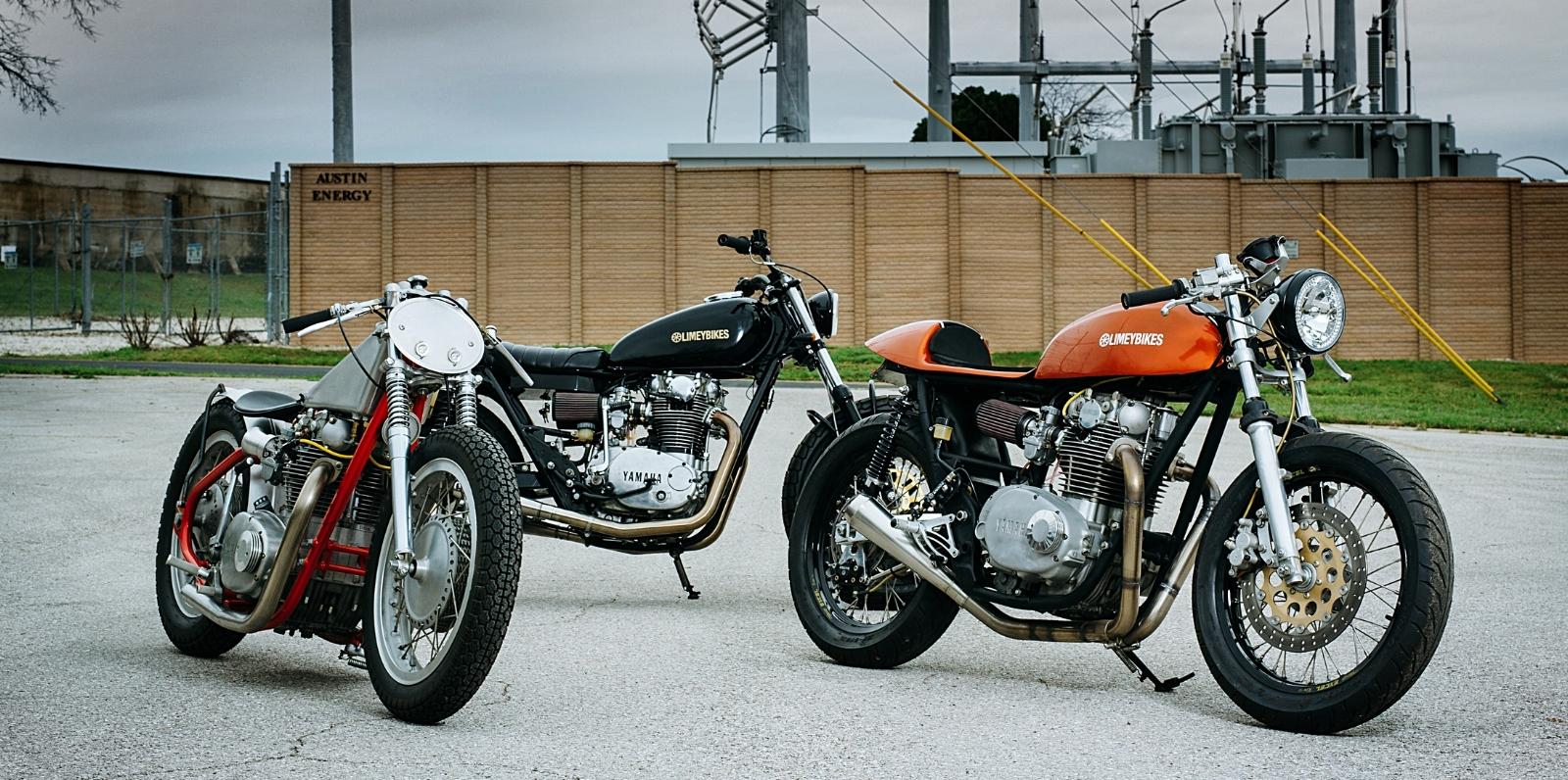 Limey Bikes Vintage Japanese Motorcycle Repair & Builds