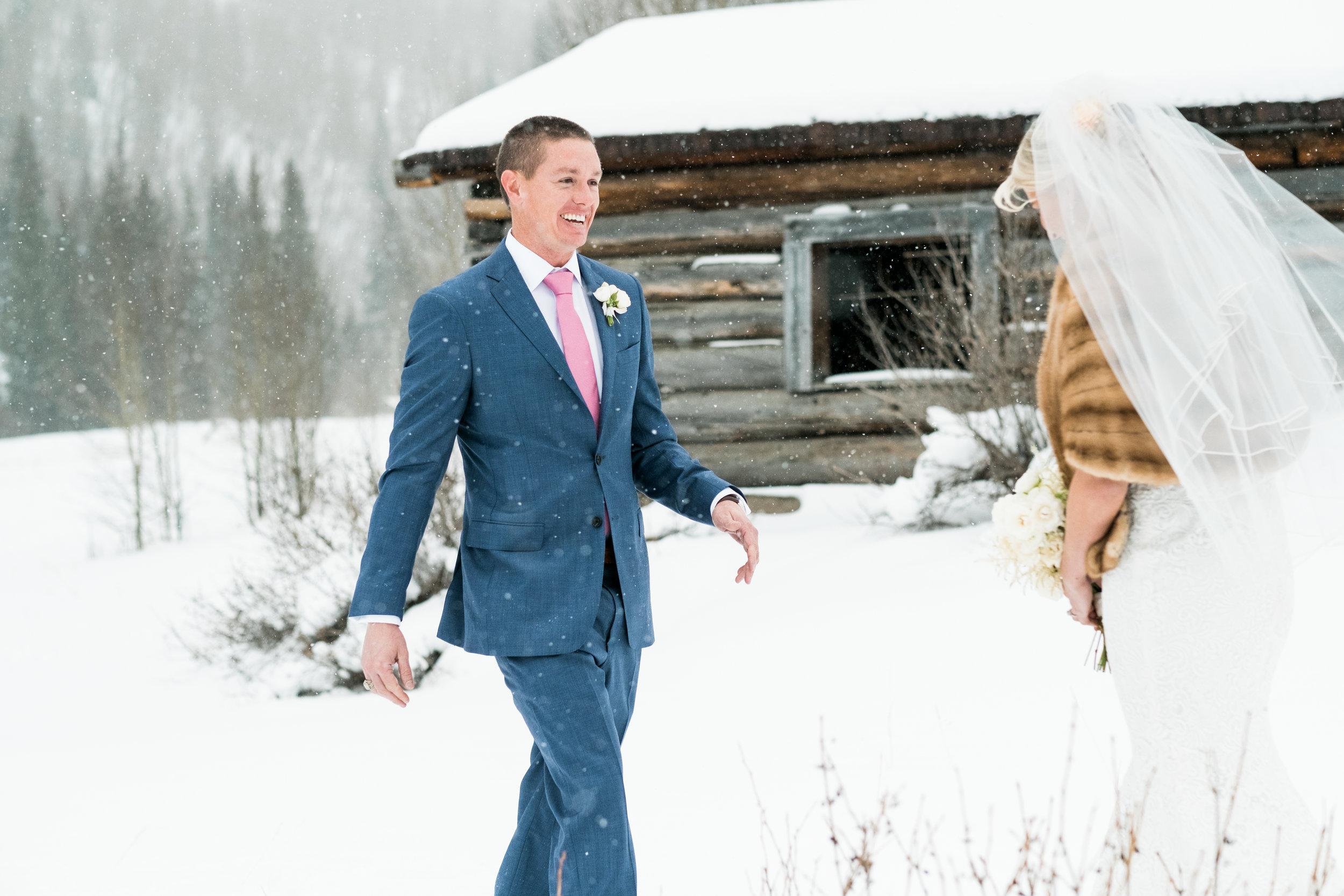 Aspen, Colorado Winter Wedding