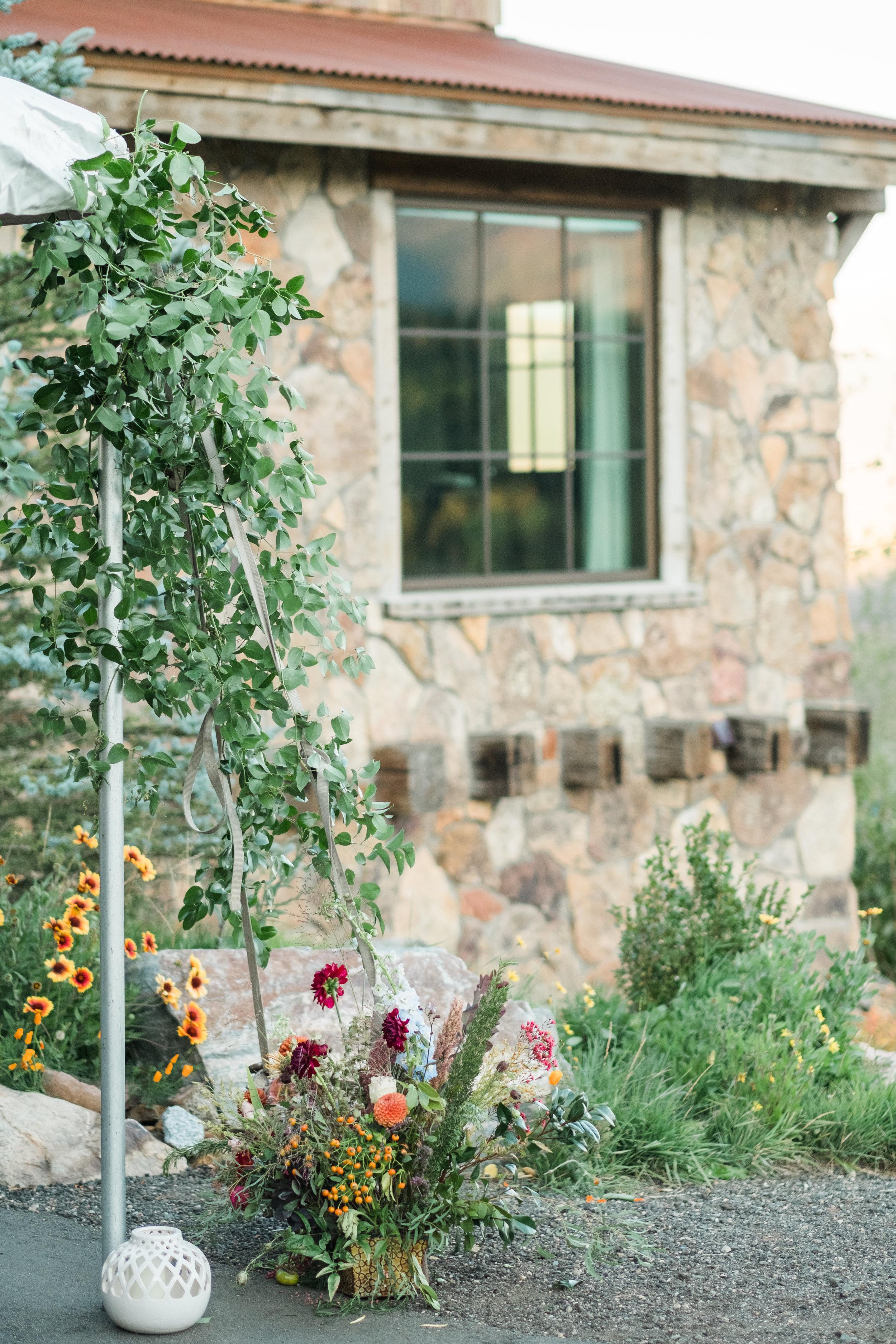 Tabernash, Colorado Autumn Wedding