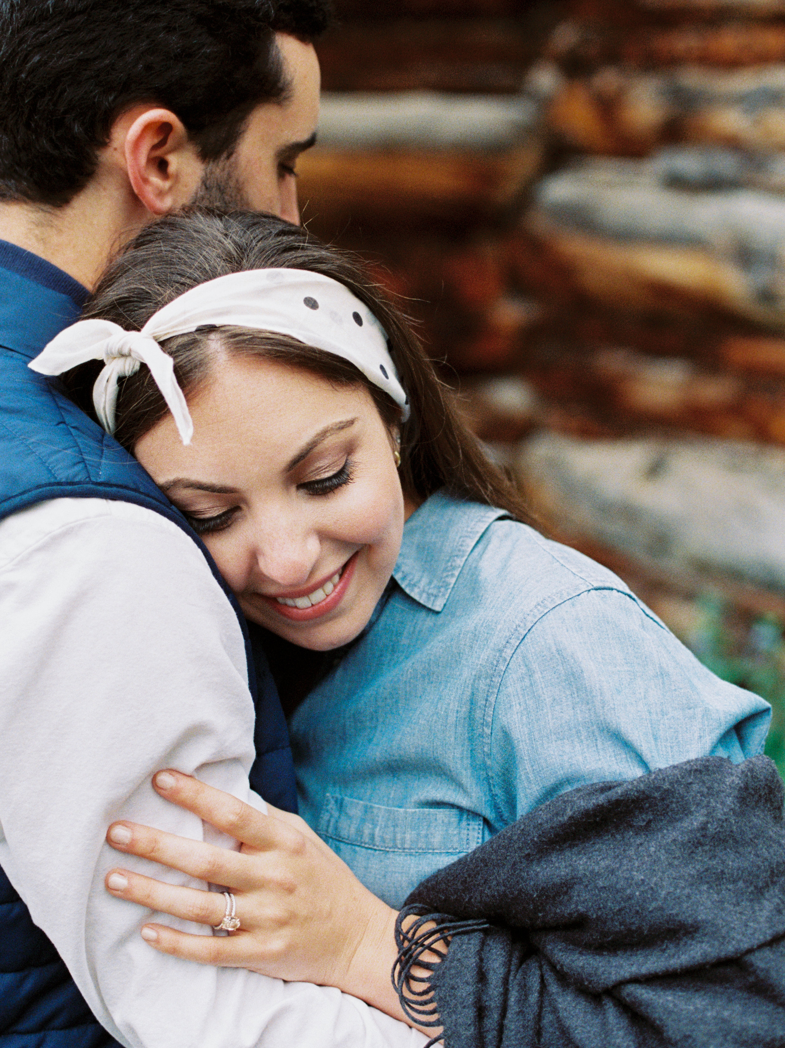 Vail Mountain Engagement Session by Tara Bielecki Photography