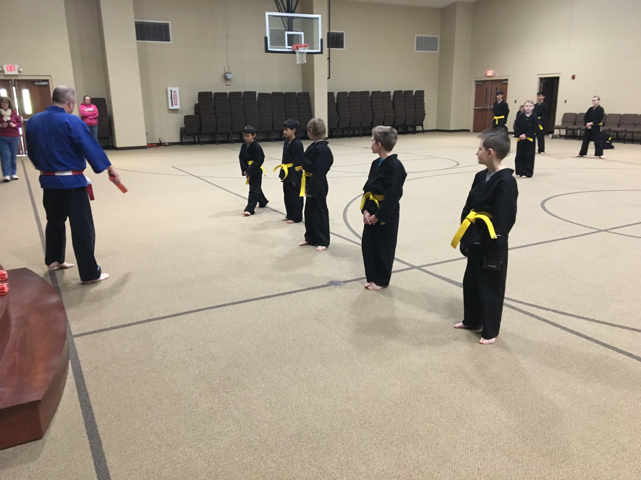 Warriors    Age 8 and up    Beginners: Tuesday, Wednesday, Thursday, and Friday at the Flip Zone 6:00 pm    Advanced: Tuesday 7:00 pm