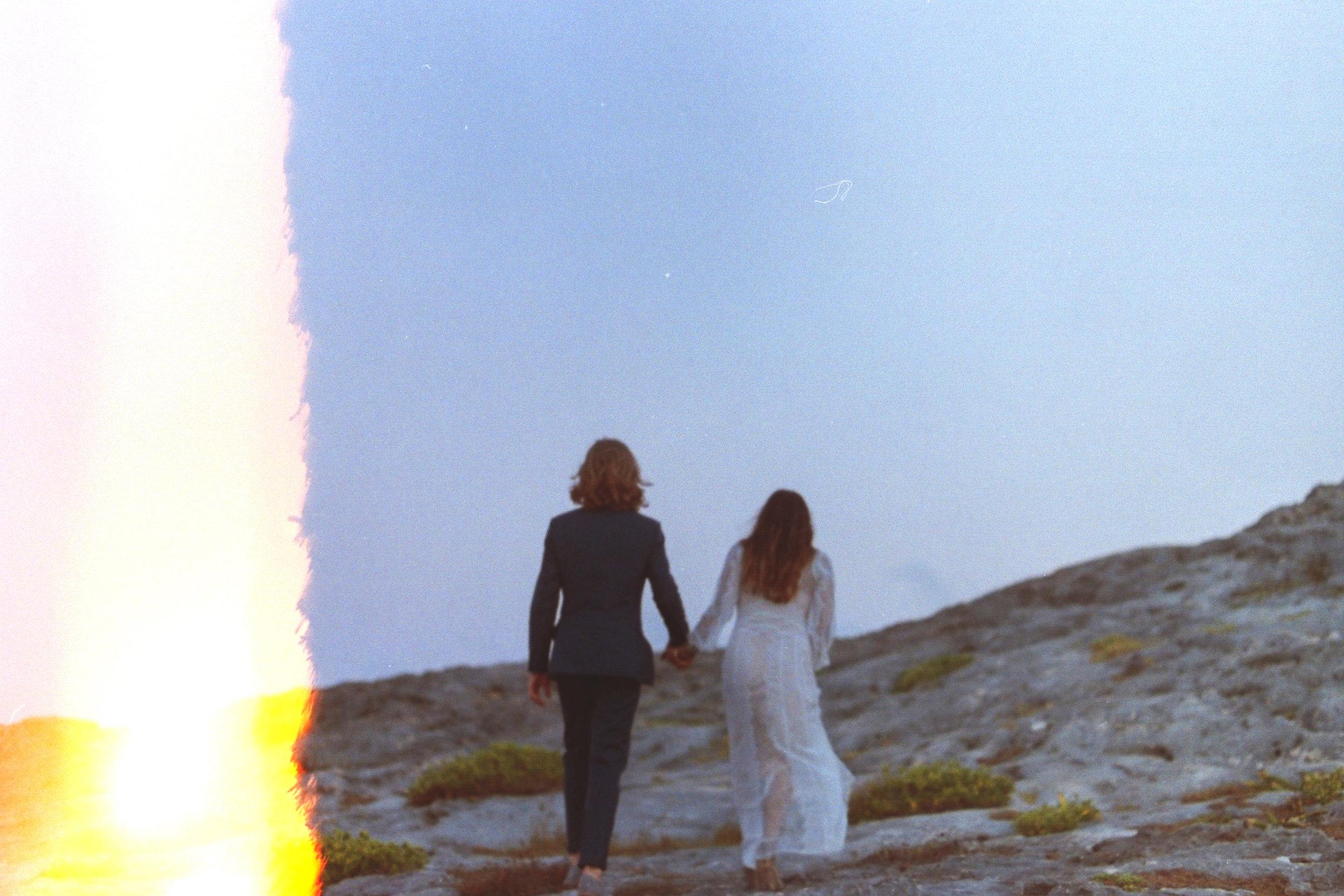 TULUM WEDDING FILM PHOTOGRAPHY MINOLTA SRT 101 KONICA VX400