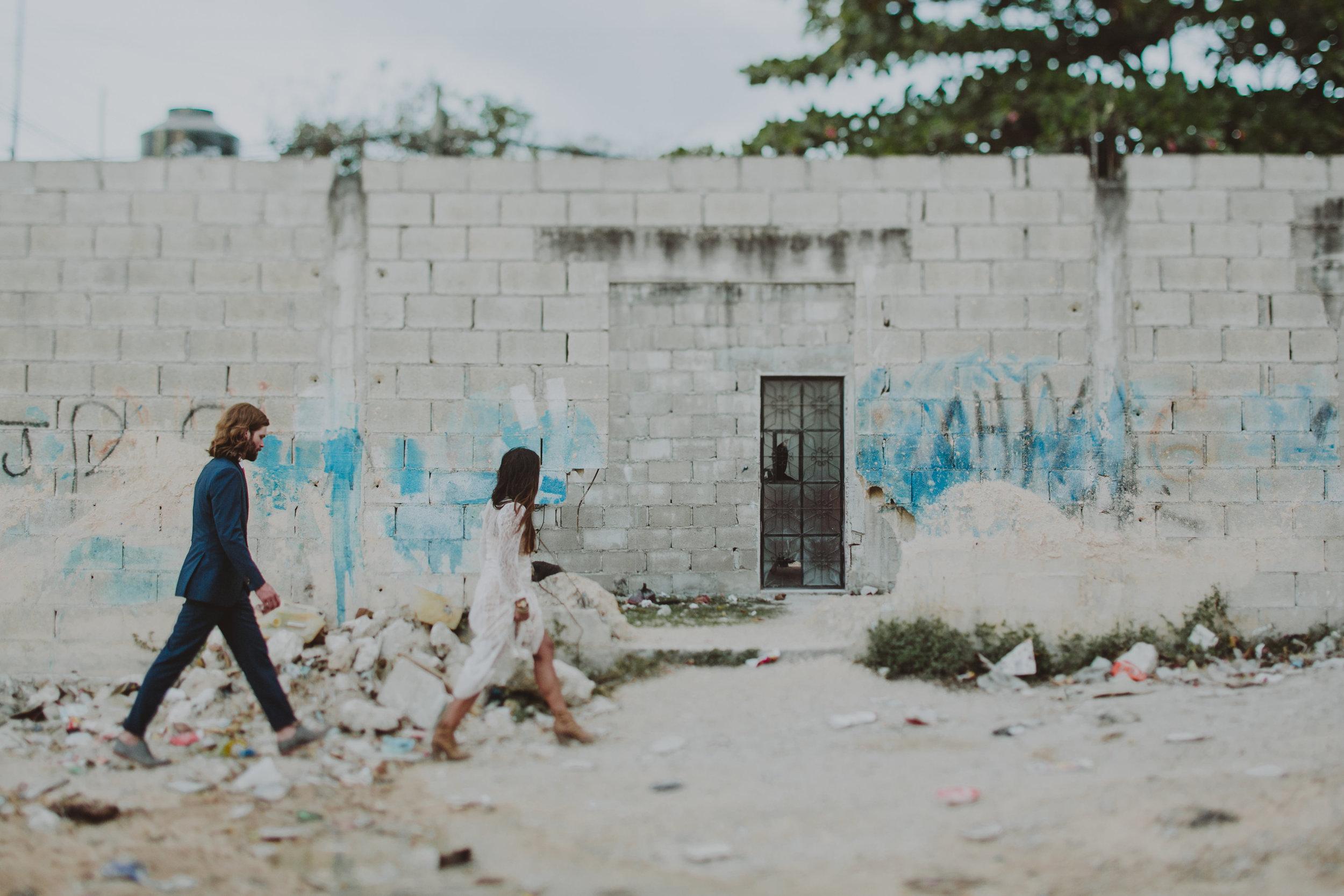 TULUM MEXICO CITY NYC DESTINATION WEDDING PHOTOGRAPHER CHELLISE MICHAEL