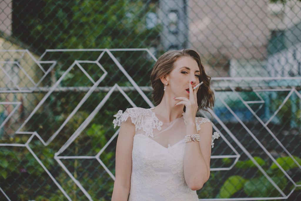 Angel Oransanz Wedding NYC LES Smoking Bride-139.jpg