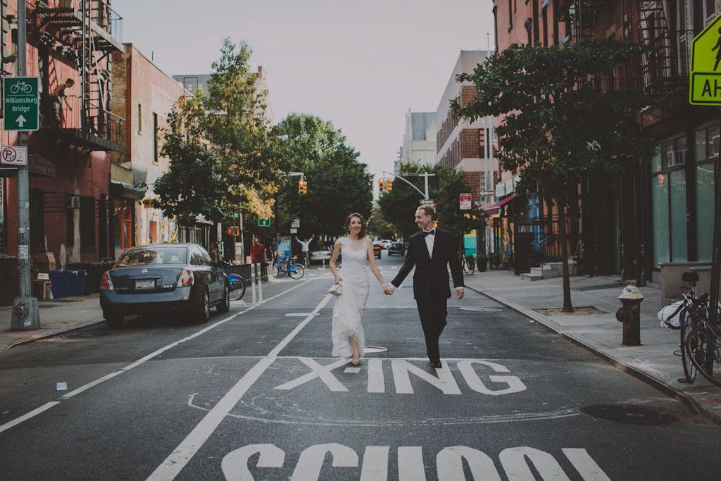 Angel Oransanz Wedding NYC LES Smoking Bride-160.jpg