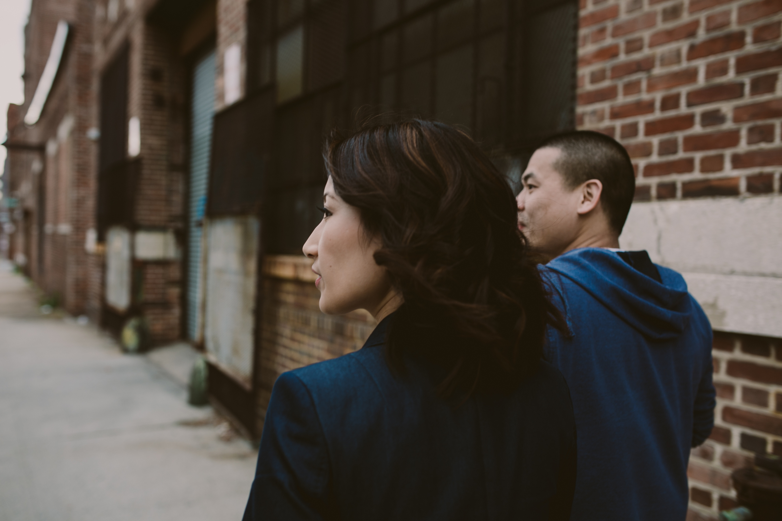 les nyc engagement photography top wedding photographer brooklyn