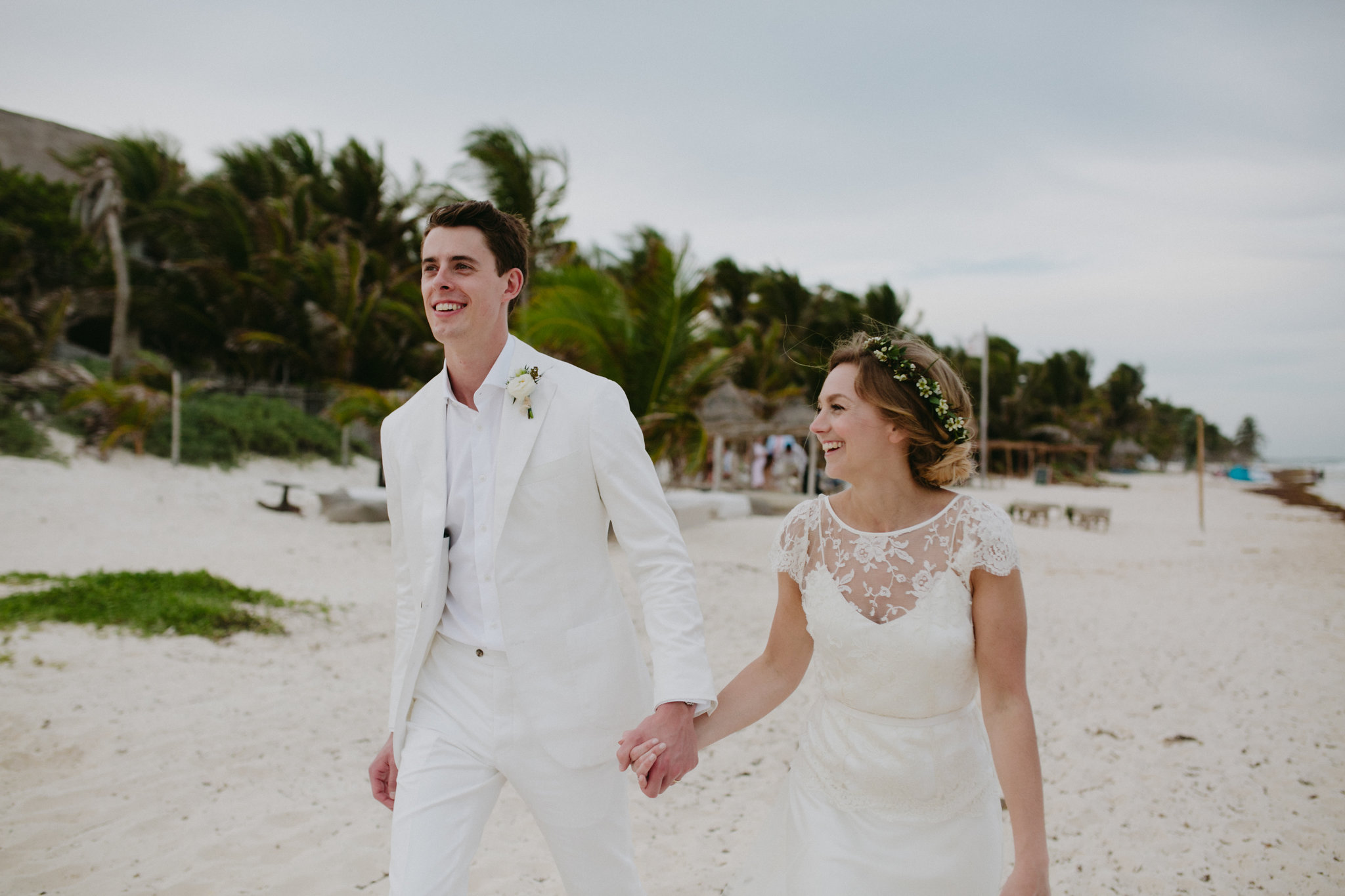 The Nest Tulum Wedding Photography Chellise Michael