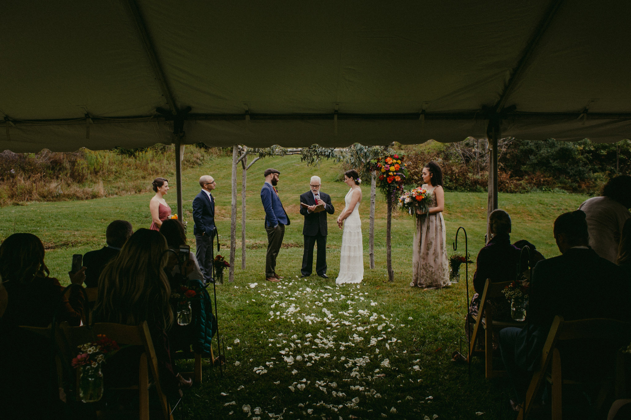 Barn at Headwaters Wedding Roxbury NY by Chellise Michael Photography92.jpg