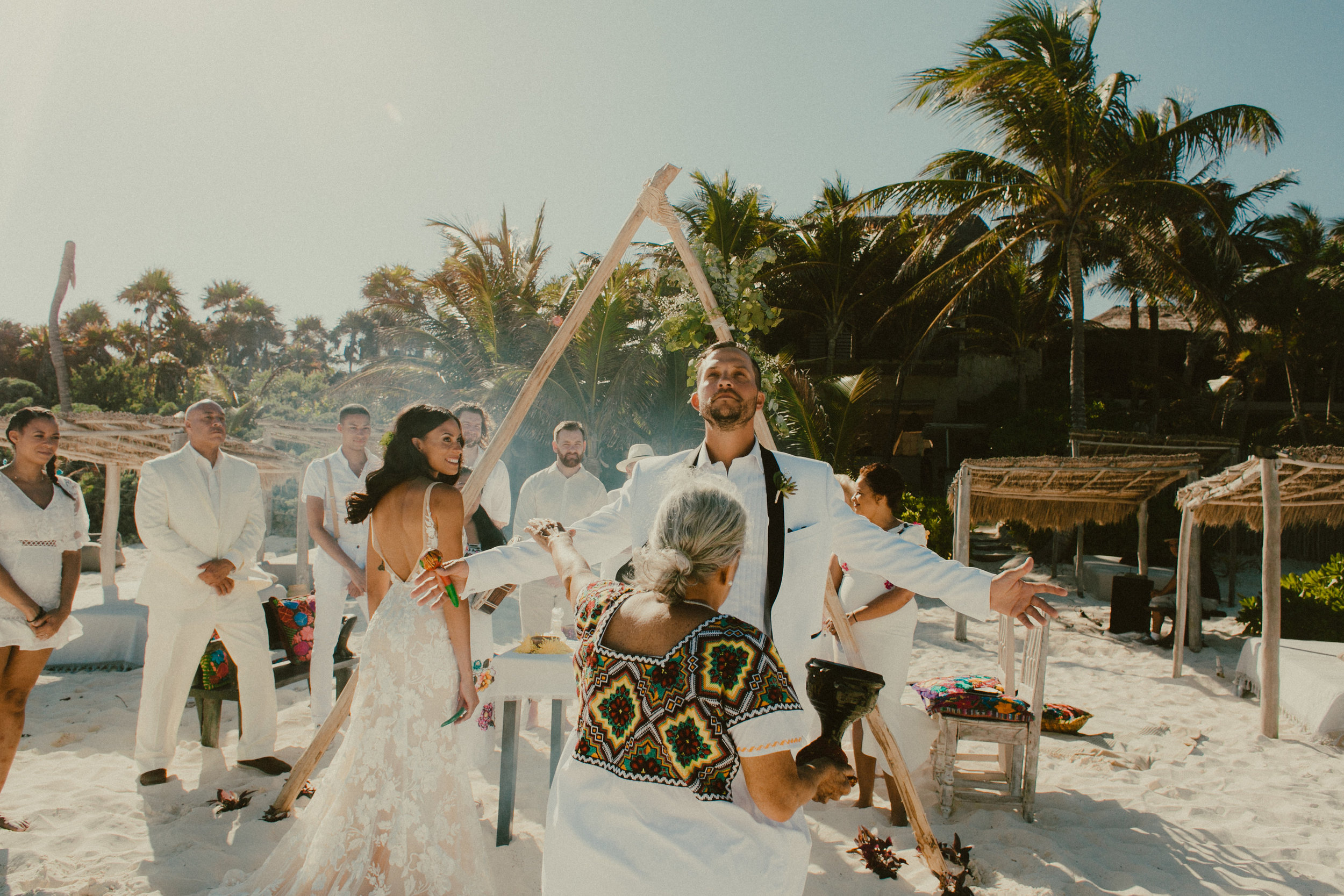 Nest Tulum Wedding Photographer
