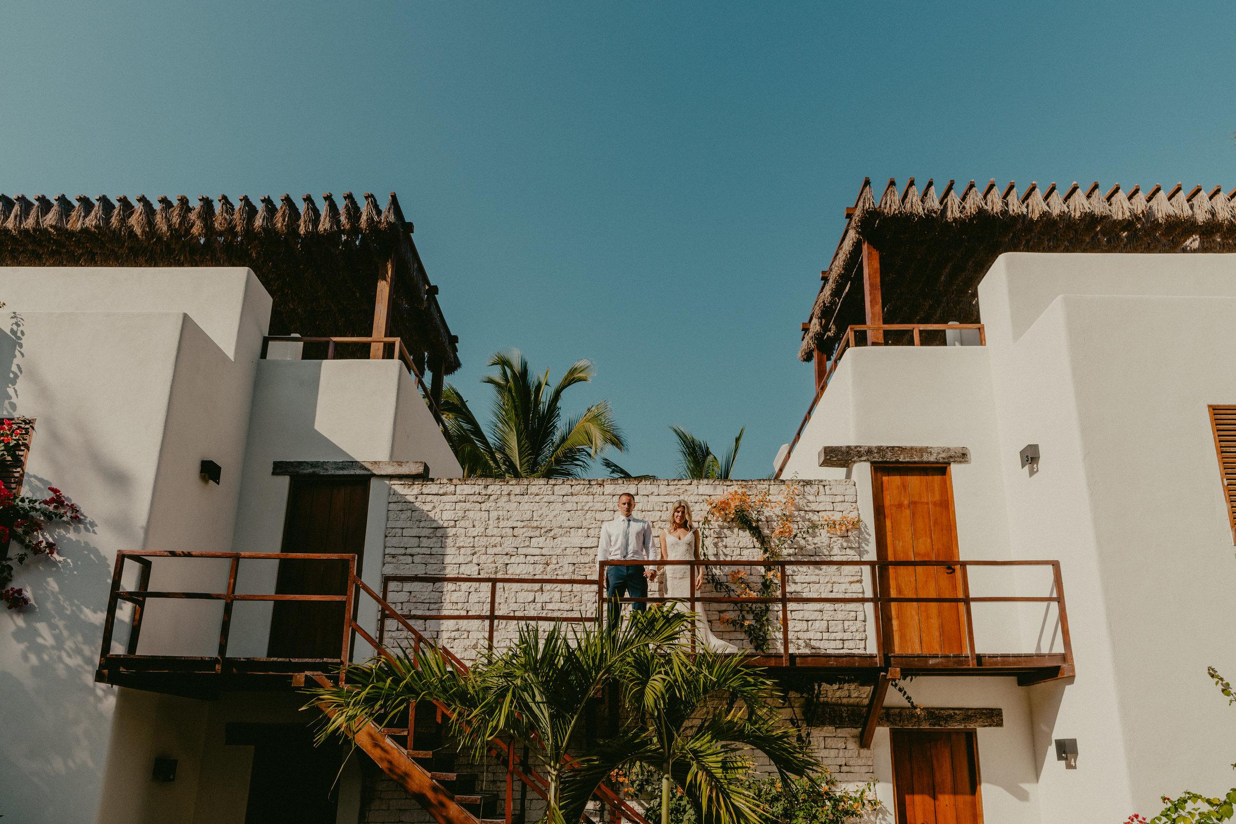 chiringuito tulum wedding photography chellise michael
