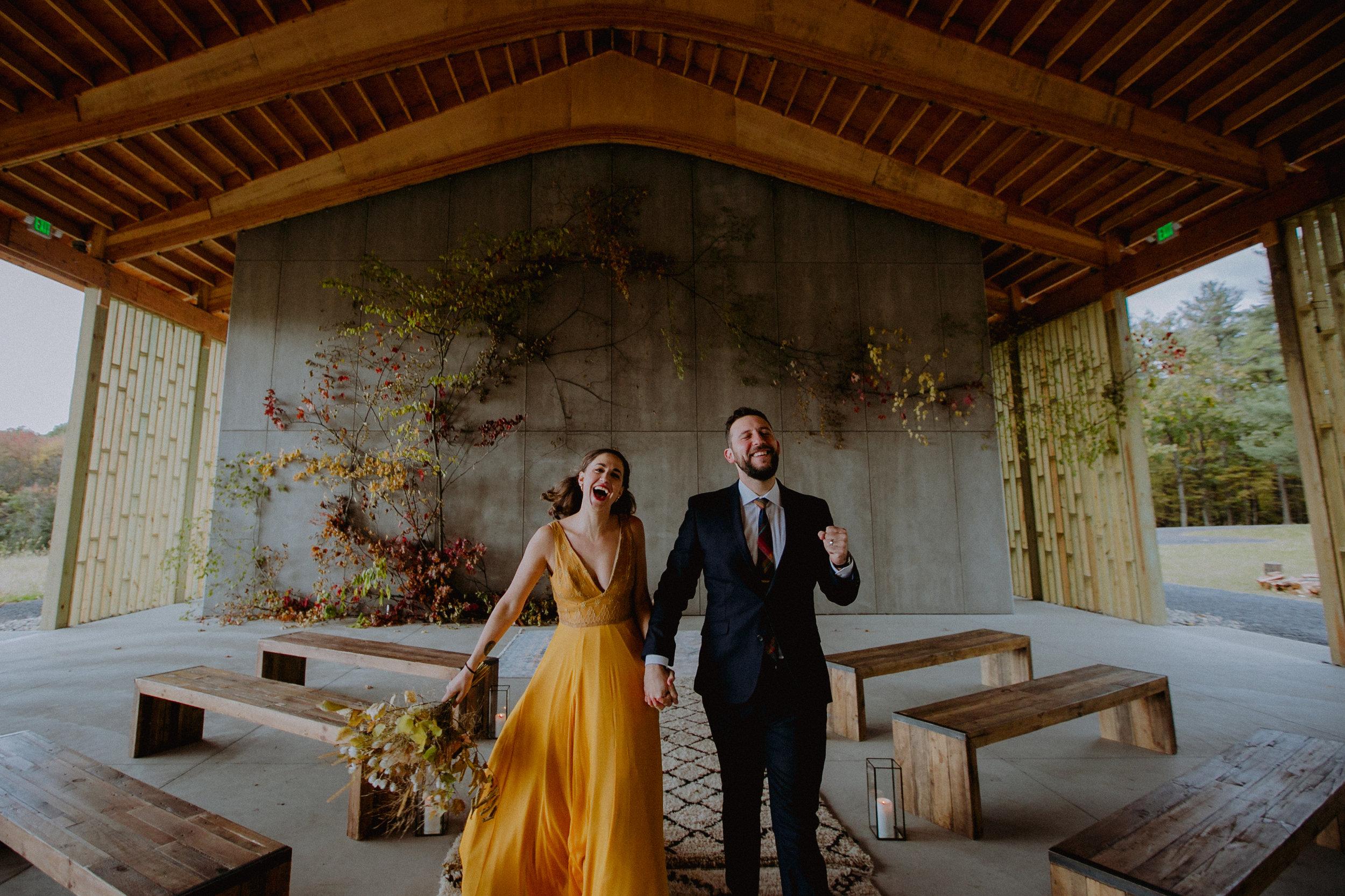 gather greene wedding cost