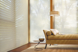 SILHOUETTE® - Silhouette® window shadings continue to captivate consumers. Transformational beauty rarely has such practical benefits: TRANSFORM harsh sunlight, PROTECT from UV's, ENHANCE natural day-lighting, PRESERVE outside views, SECURE privacy, and REFLECT solar heat.…