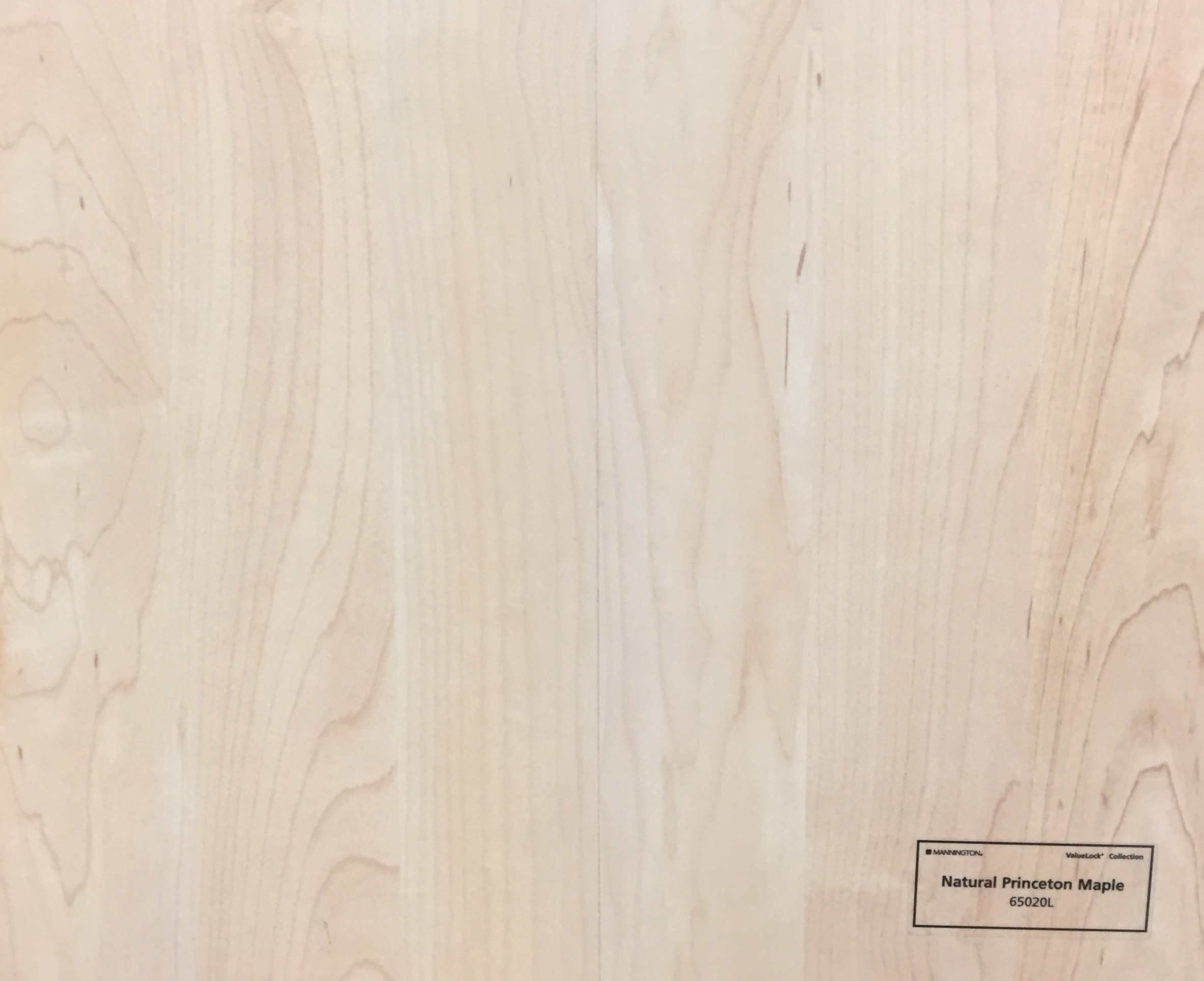 Natural Princeton Maple - 65020L