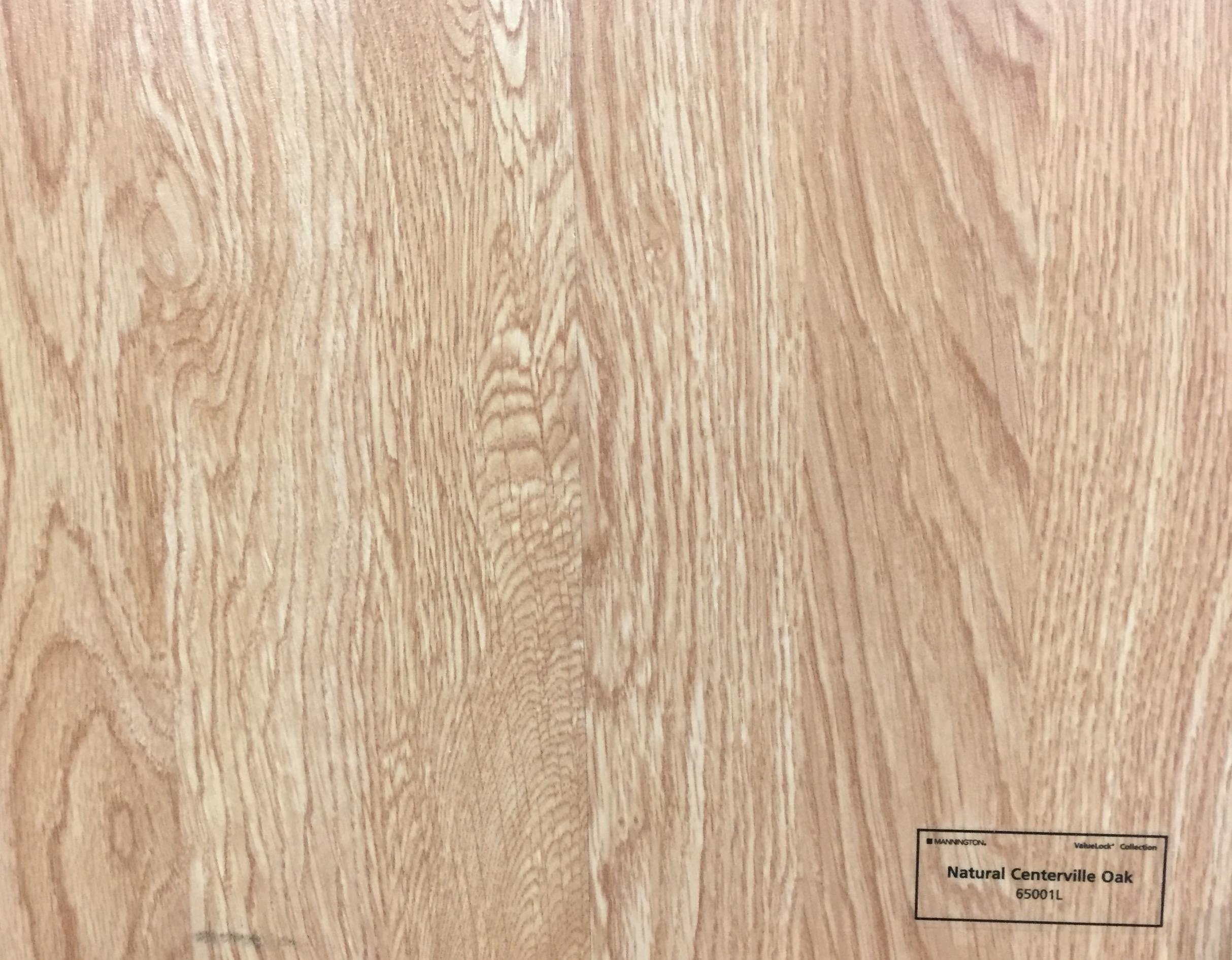 Natural Centerville Oak - 65001L