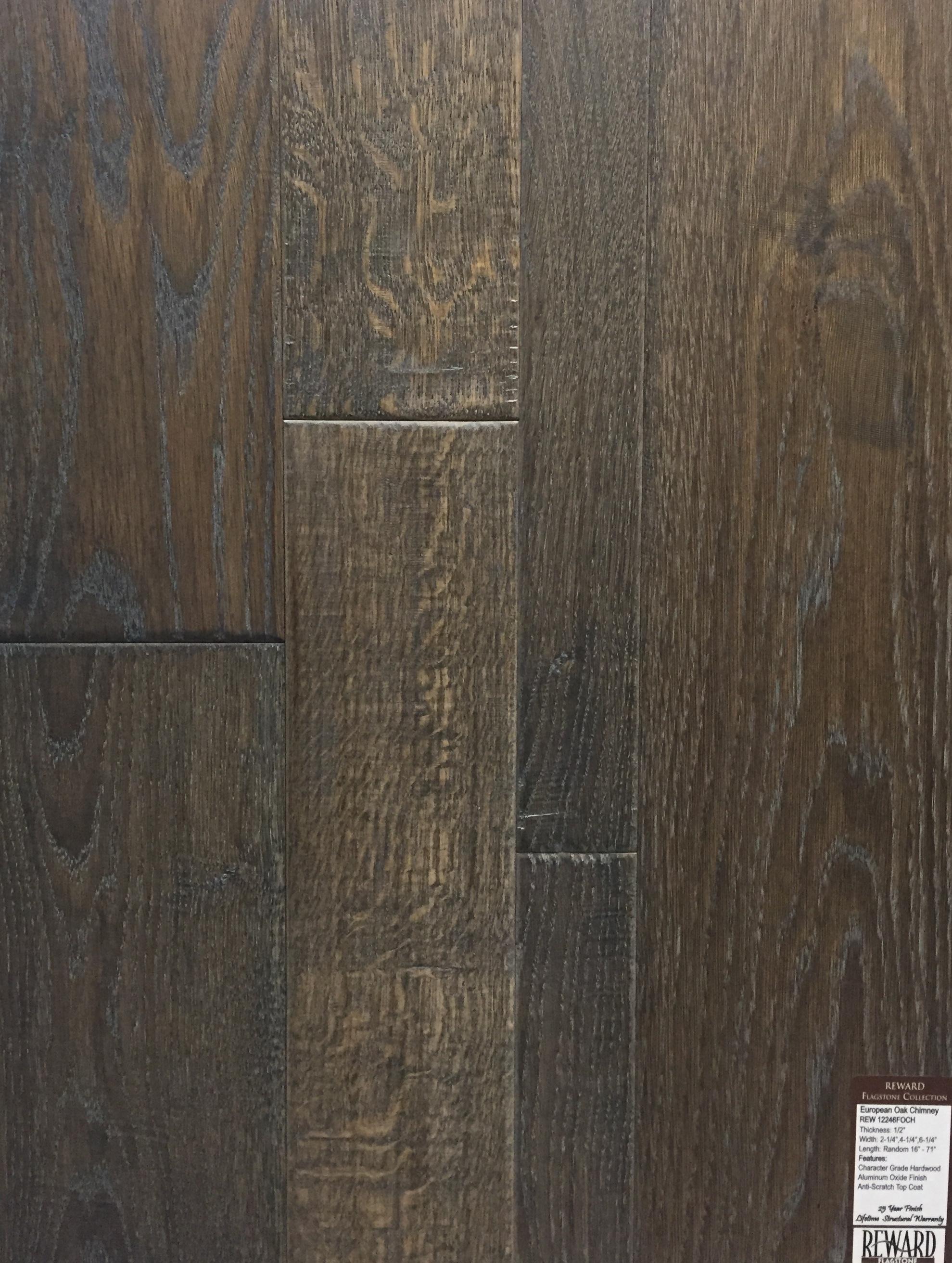 European Oak - Chimney