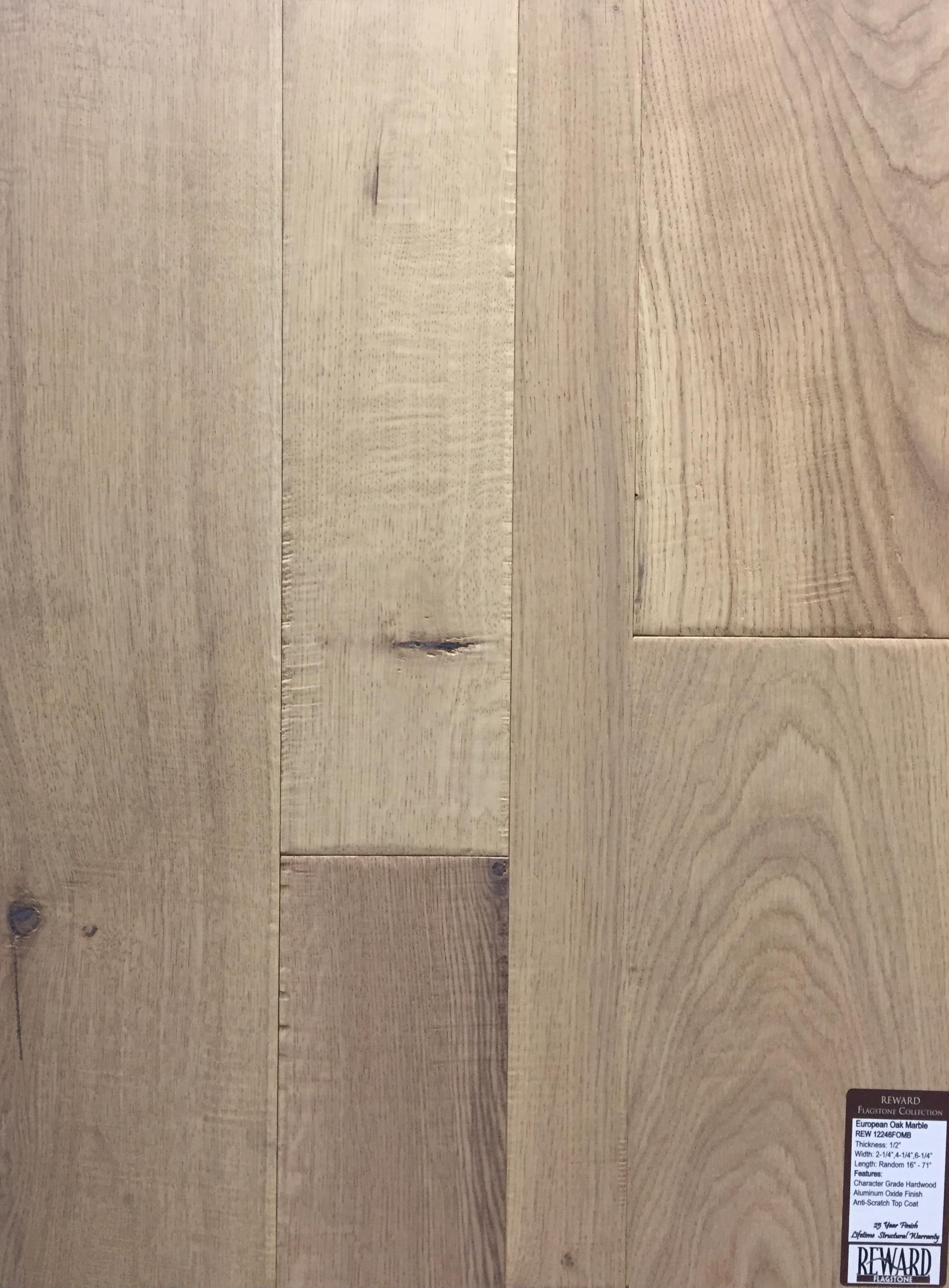 European Oak - Marble