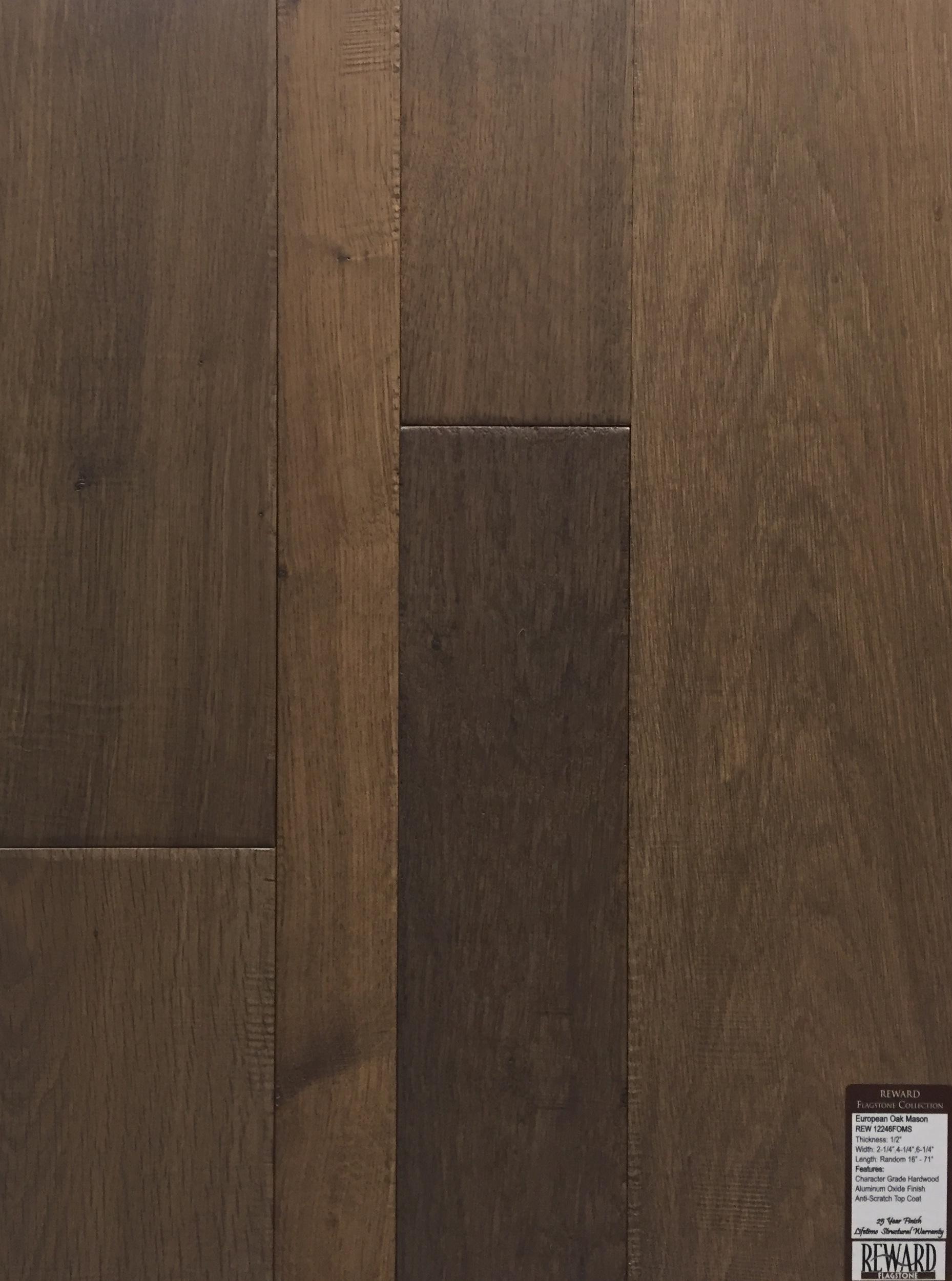 European Oak - Mason