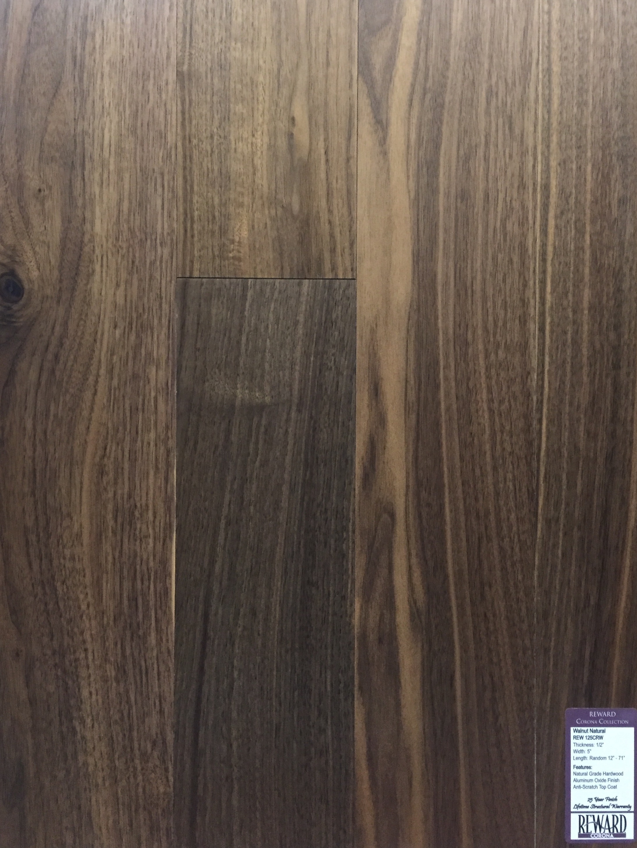 Walnut Natural