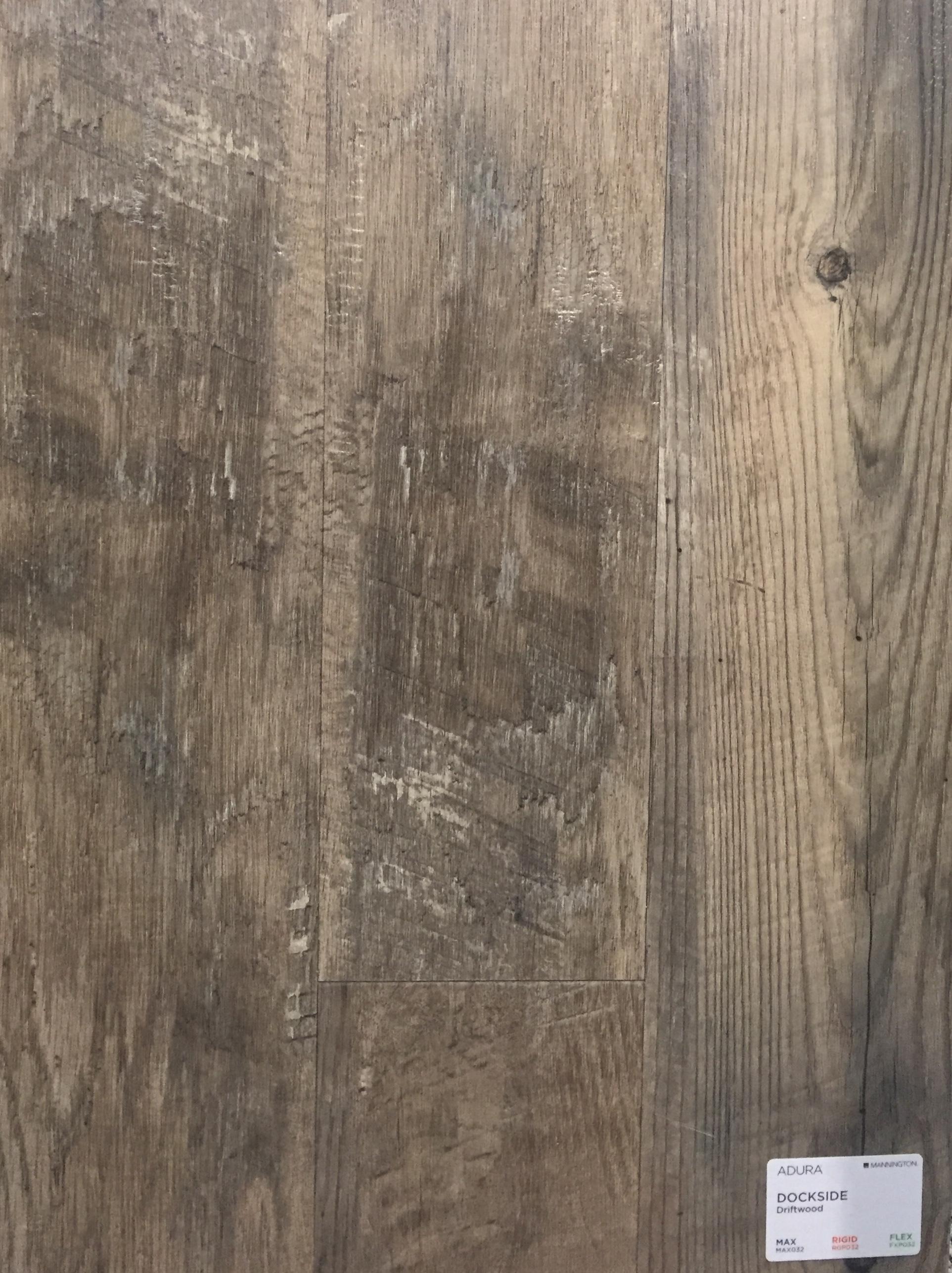Dockside - Driftwood