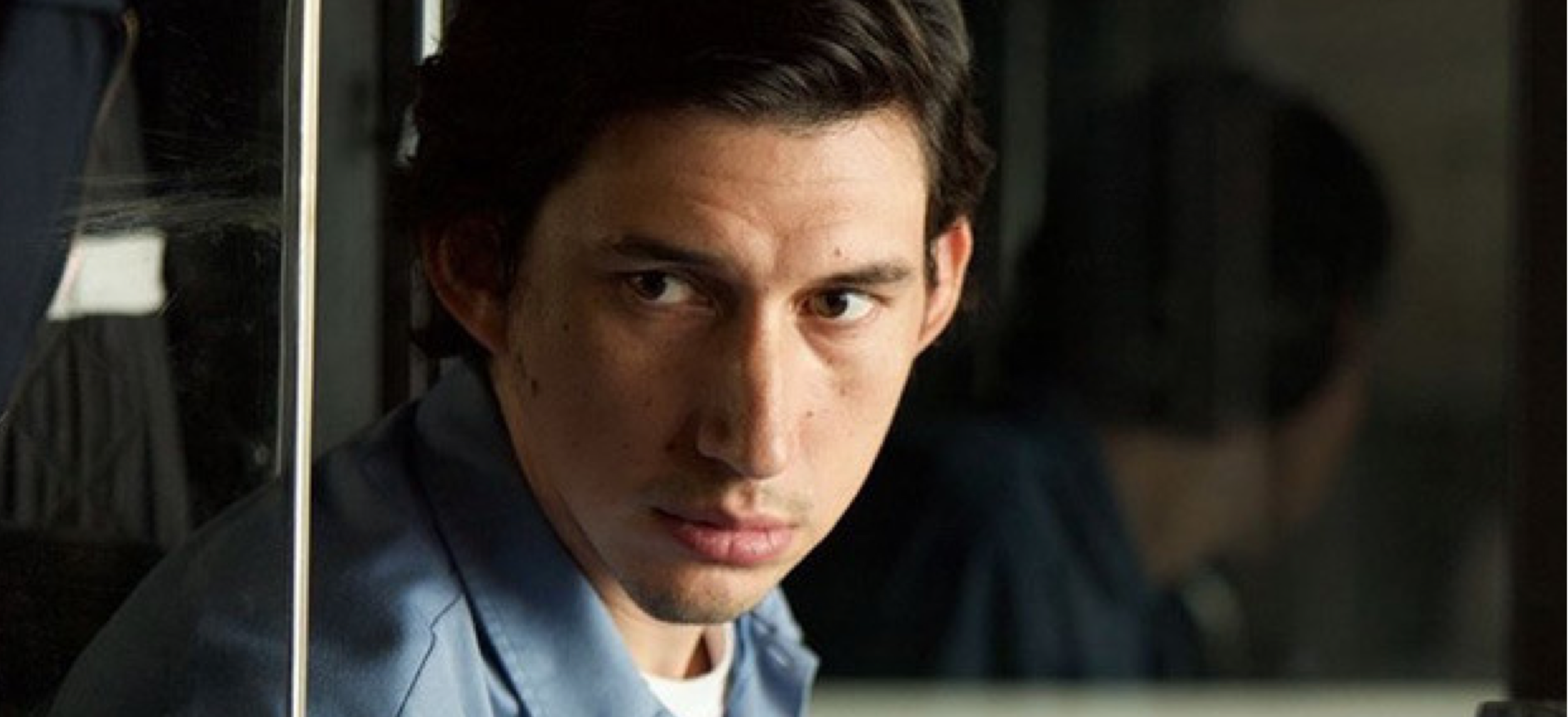 "Adam Driver in  ""Paterson.""   Dir. Jim Jarmusch (""Only Lovers Left Alive"") (Dec. 28)"