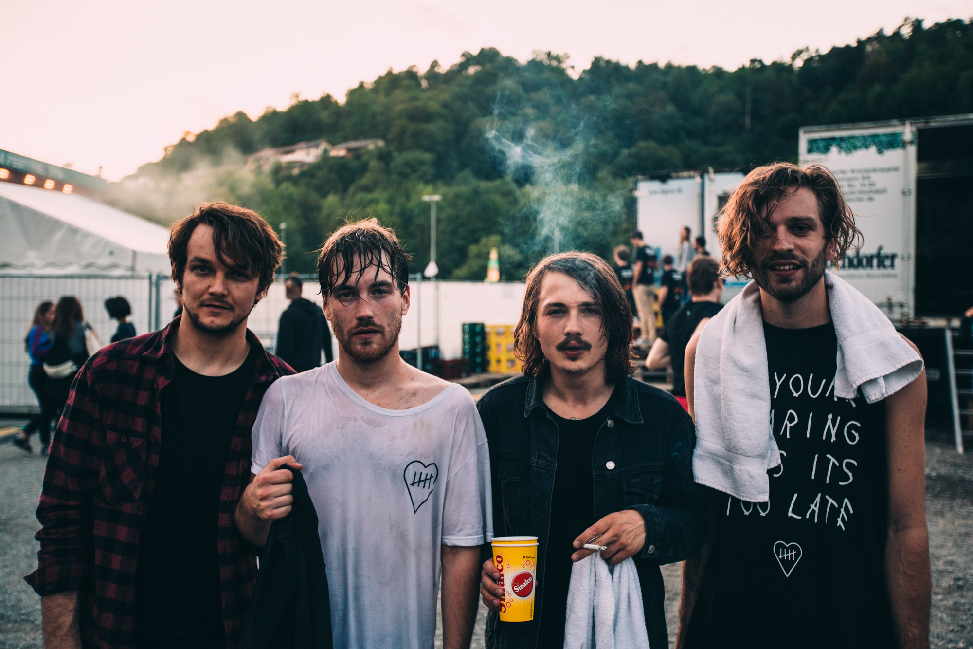 Blackout Problems, 2015, MiniRock Festival