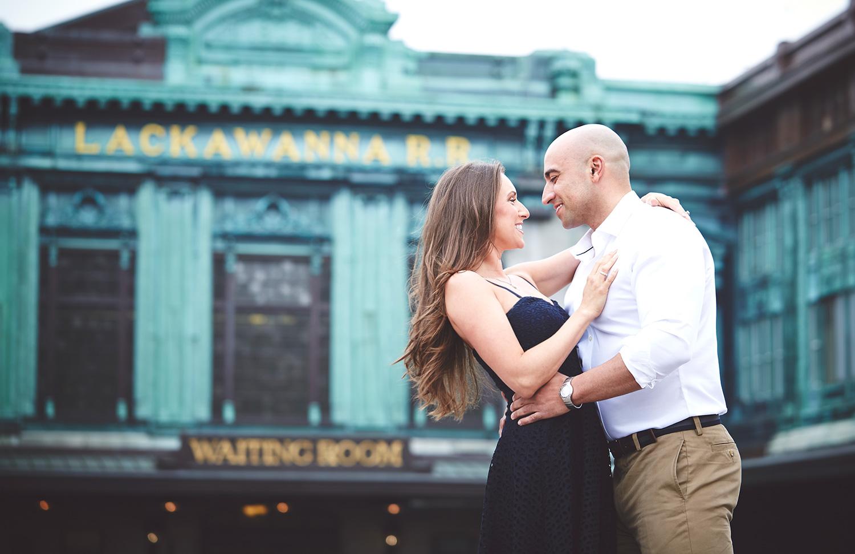 Jay & Diana: Hoboken, NJ   engagements