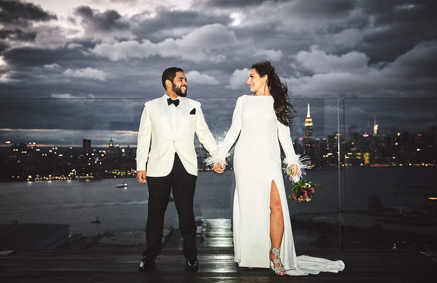 Melissa & Ivan: Brooklyn, NY   weddings