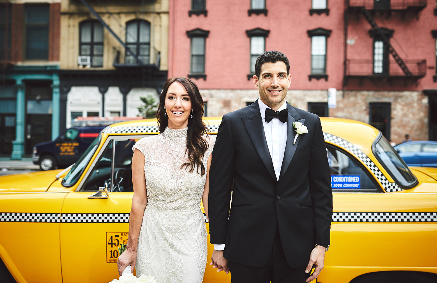 Kari & Sal: Battery Gardens, NYC   weddings