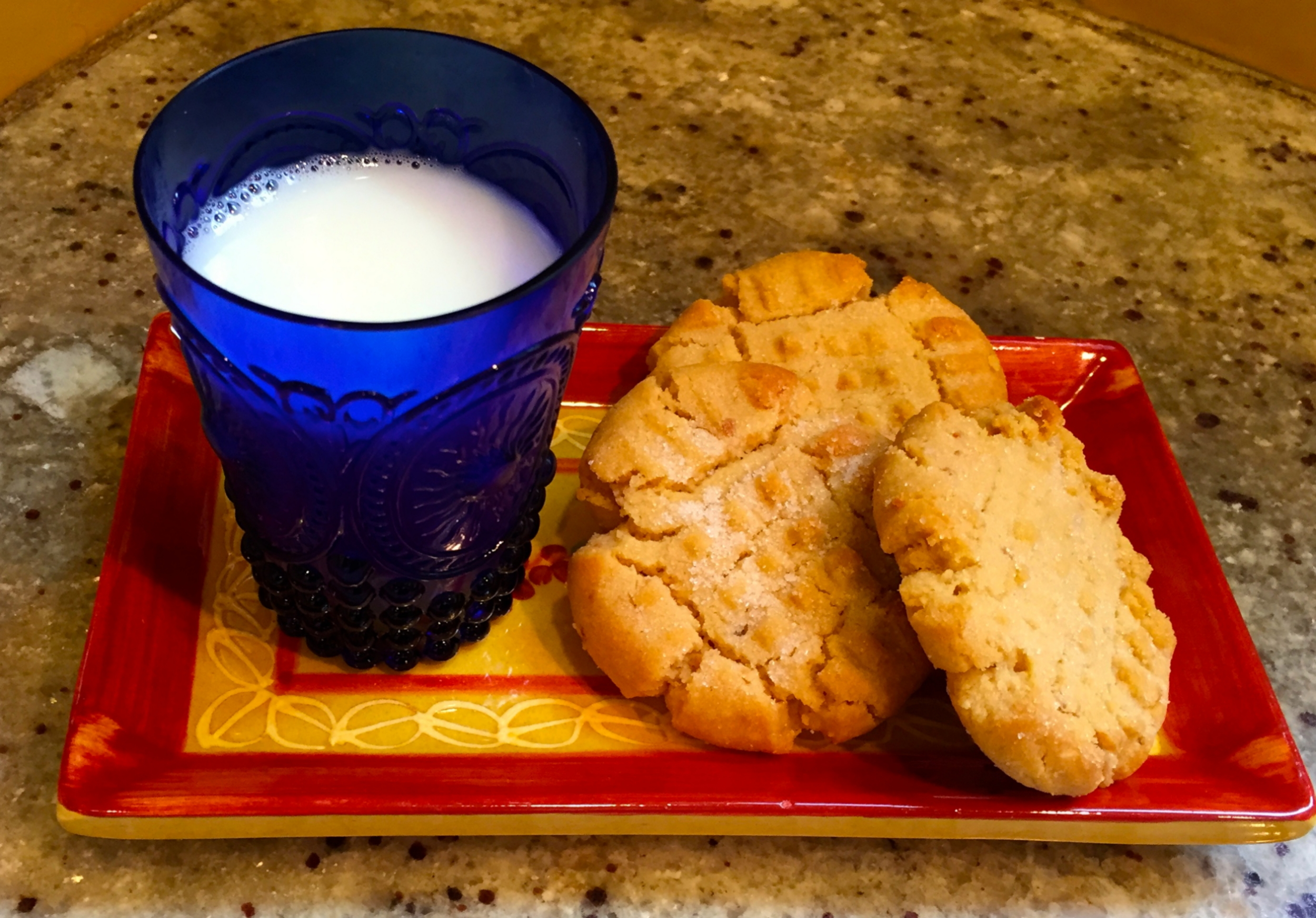 Cookies and Milk, another perfect pairing