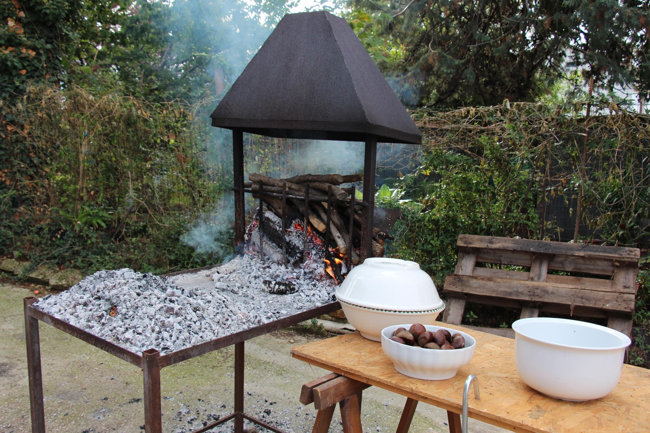 Wood Grill, Frantoio Cipolloni, Foligno, Italy