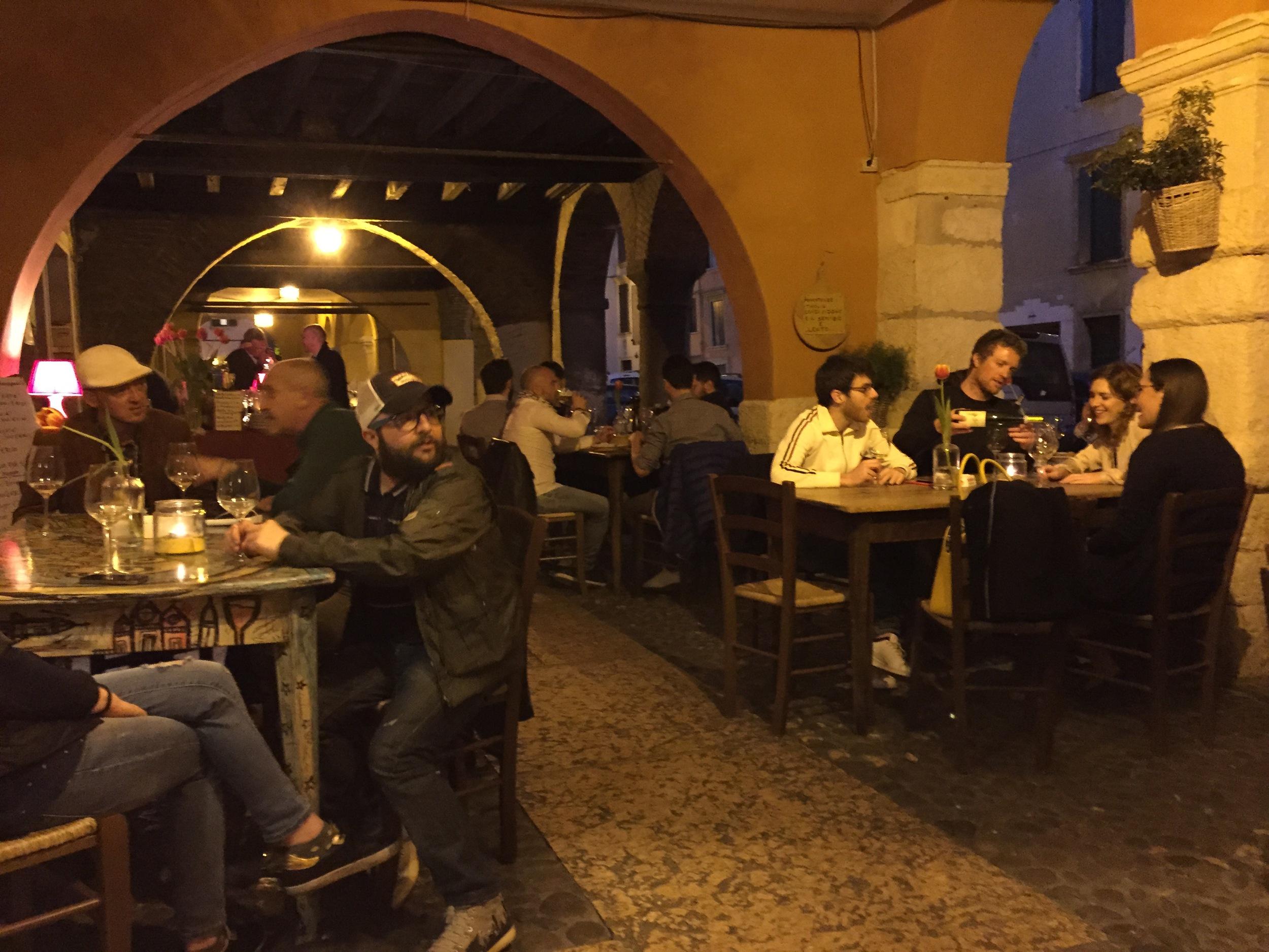 Osteria Sottoriva, Verona, Italy