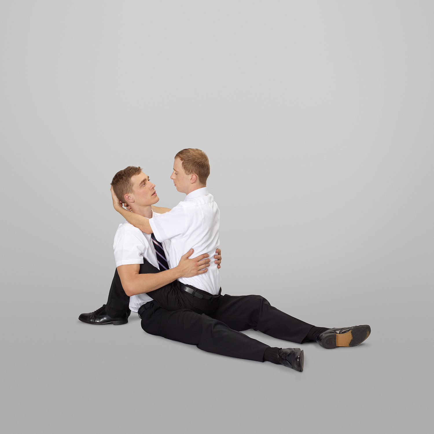 Classical missionary position photo