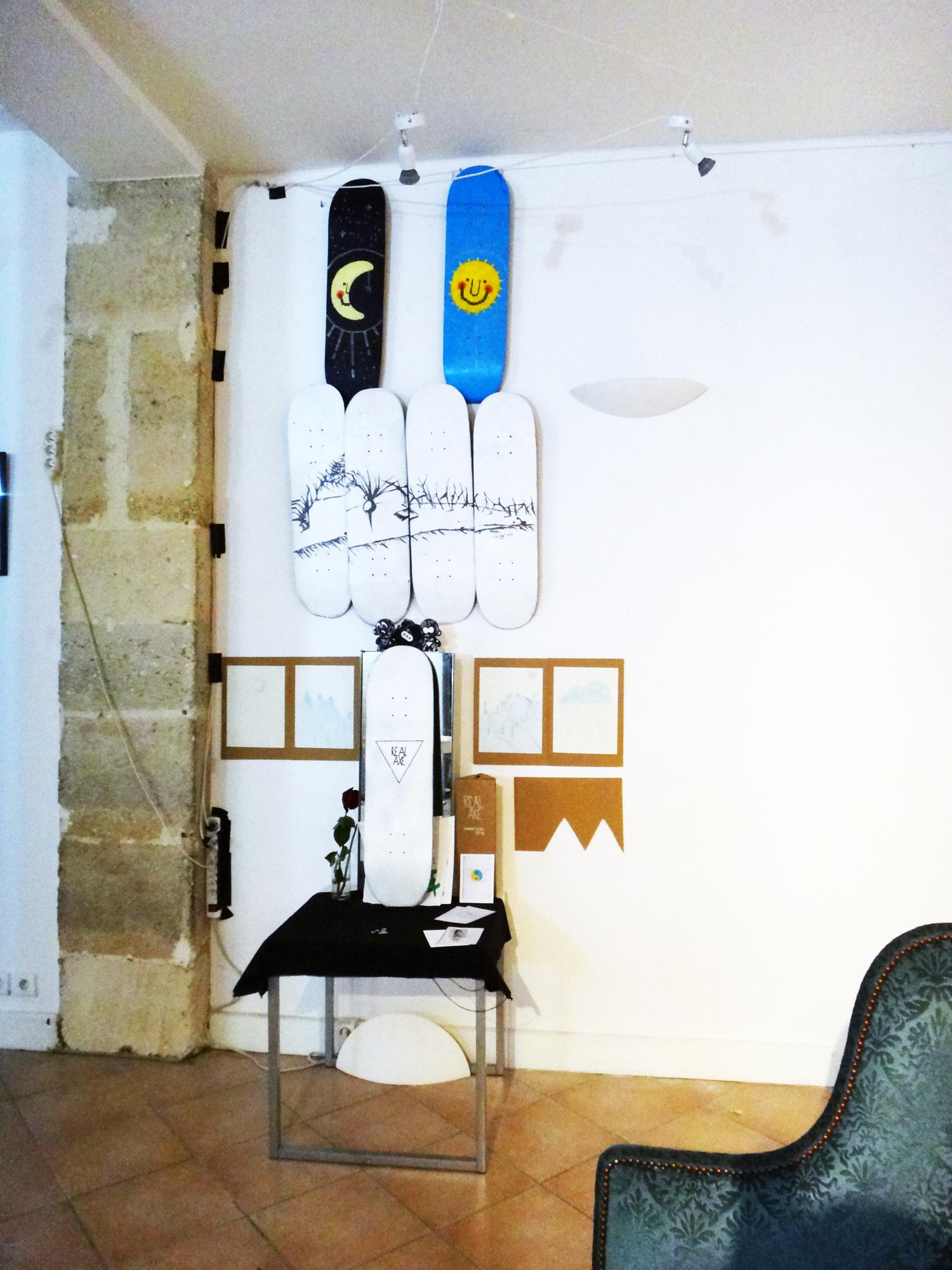 Corinne Séguin Installation