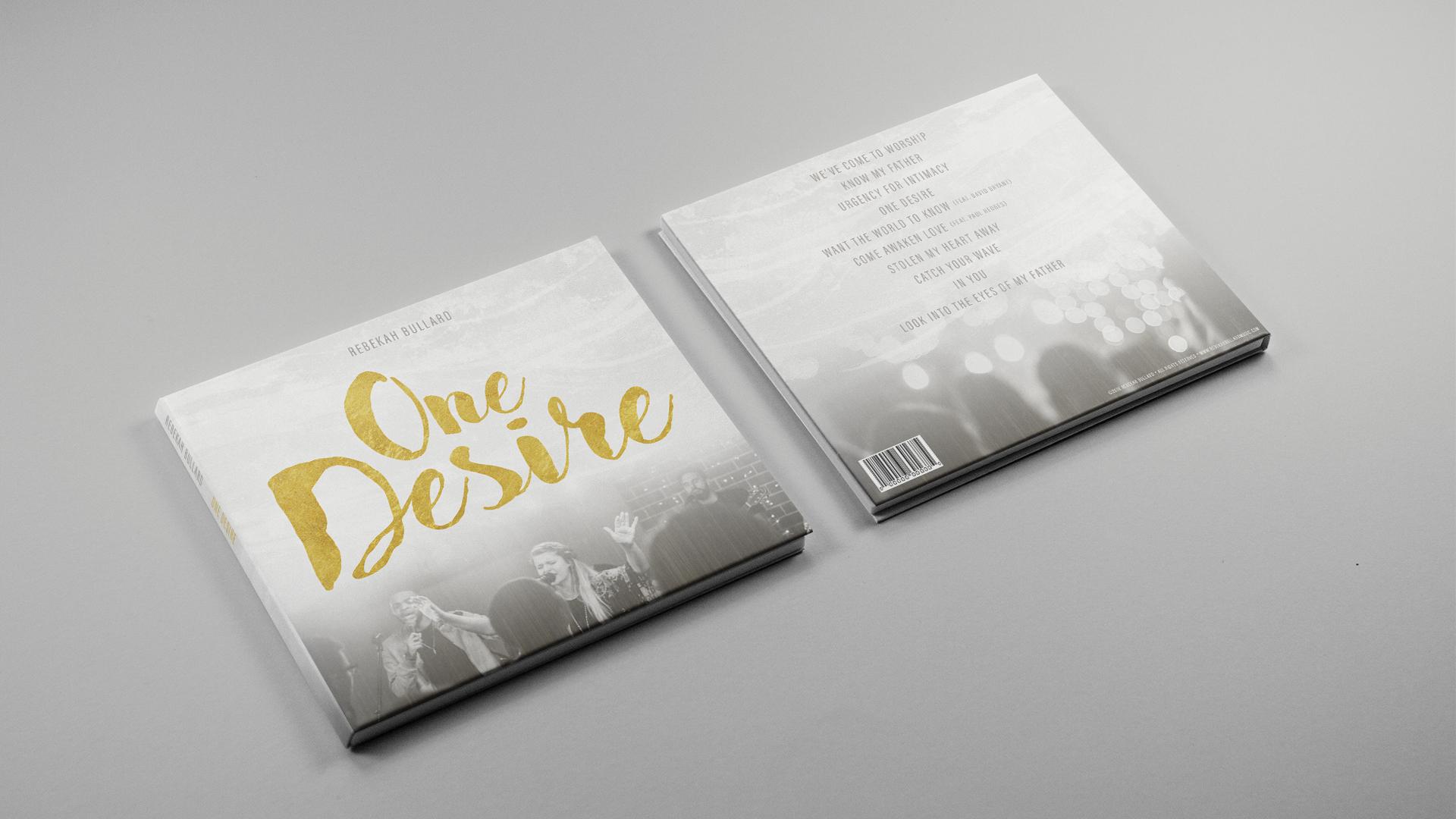 CD Packaging Outside