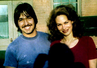 "Ron and Karyn Black. film was ""Capricorn One""."