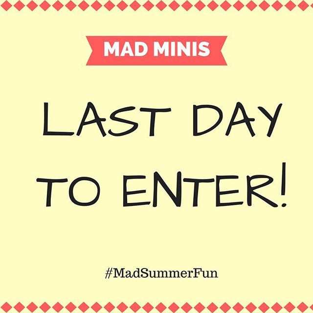 Today is the LAST DAY to enter our #MadSummerFun contest! Click the link in our bio for your chance to win $500!