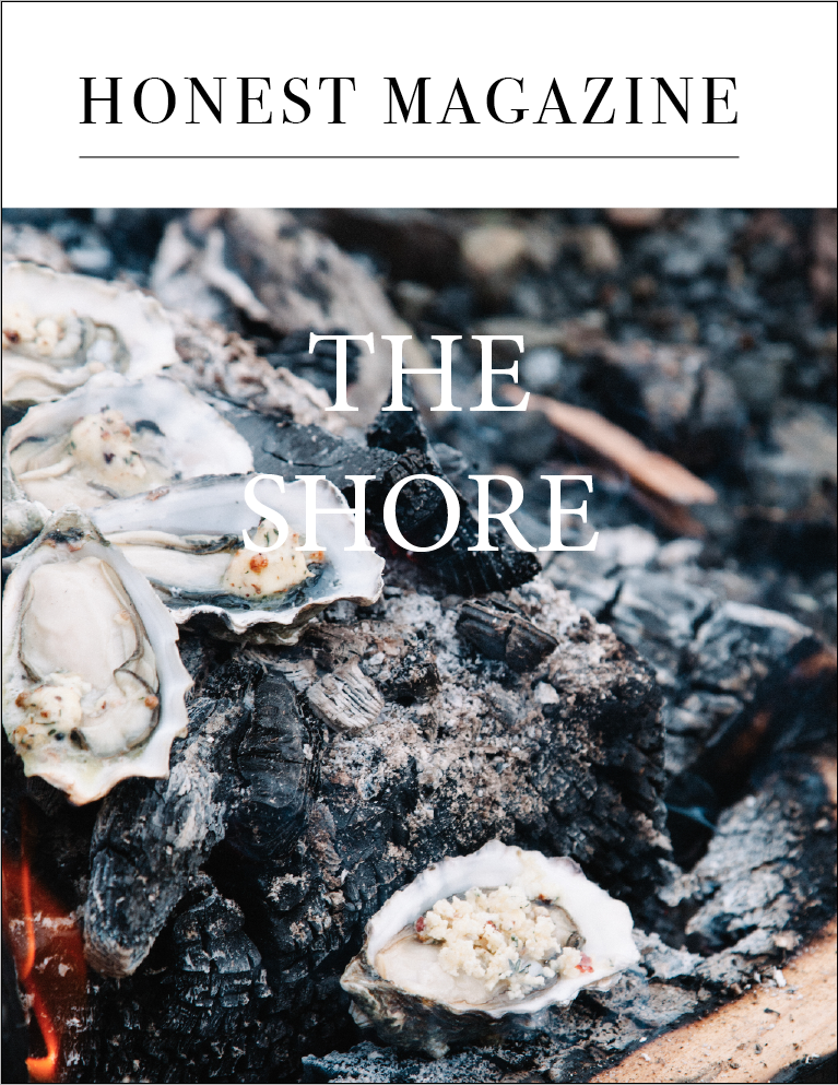 The Shore Issue of Honest Magazine