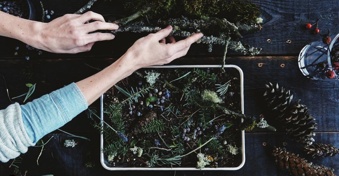 DIY Apothecary Class taught by Honest magazine