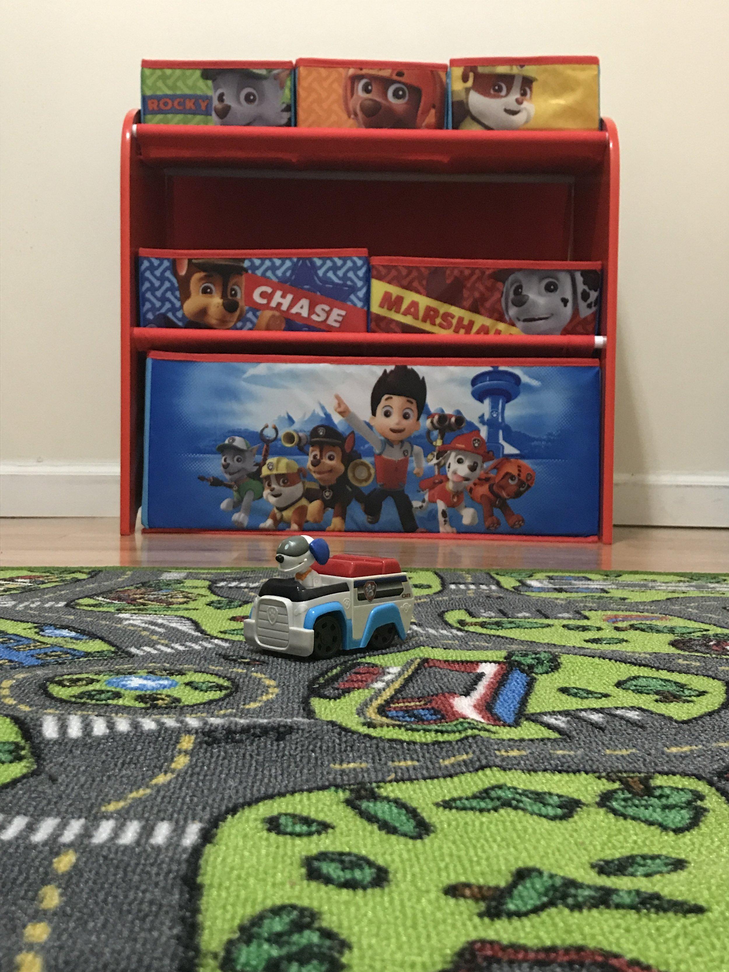 Paw Patrol bedroom toddler