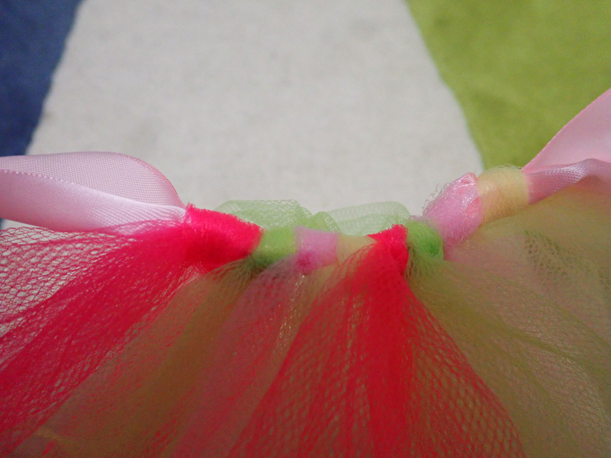 DIY toddler tutu