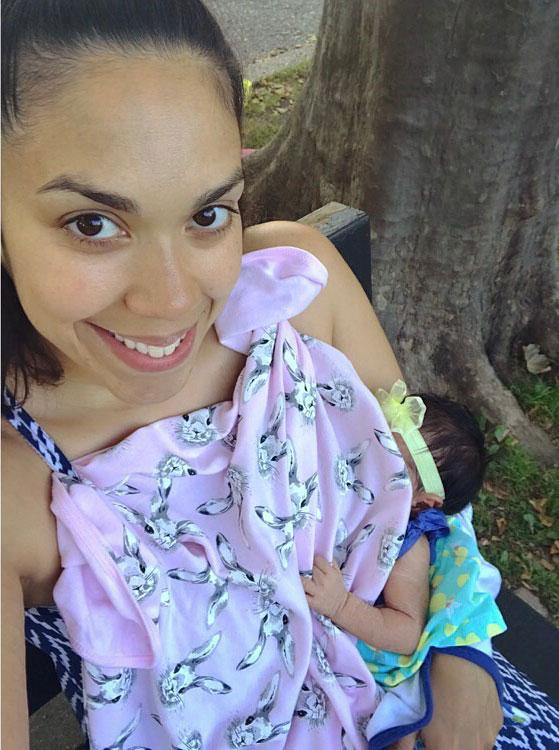 Breastfeeding benefits baby